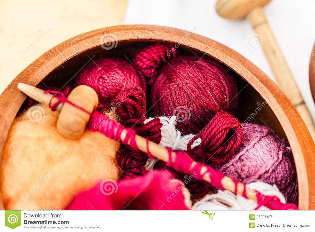 knitting royalty free stock photography image 36887127