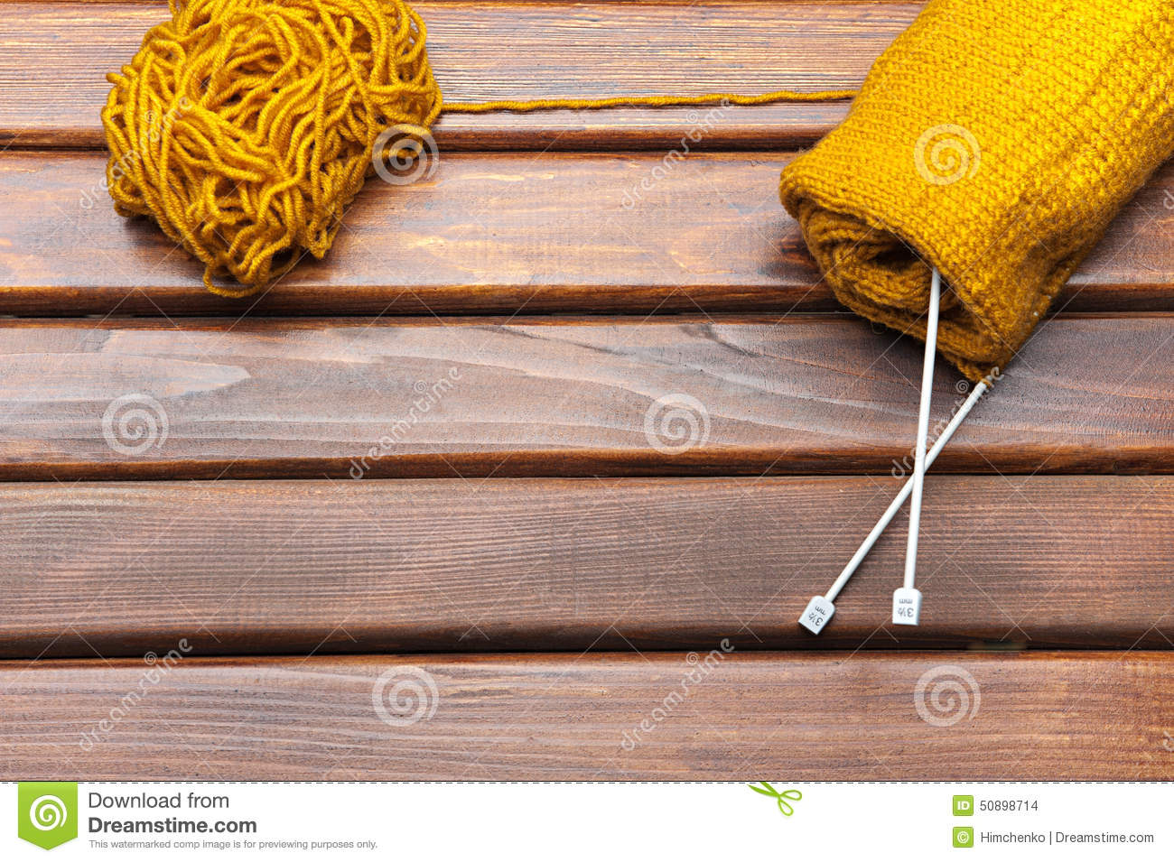 Knitting on the table stock photo image 50898714 for Table knitting