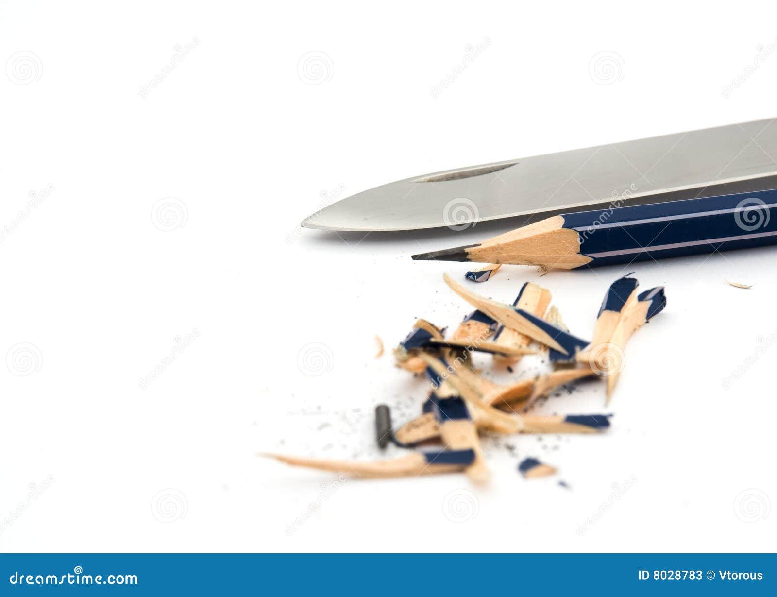 Knivblyertspenna