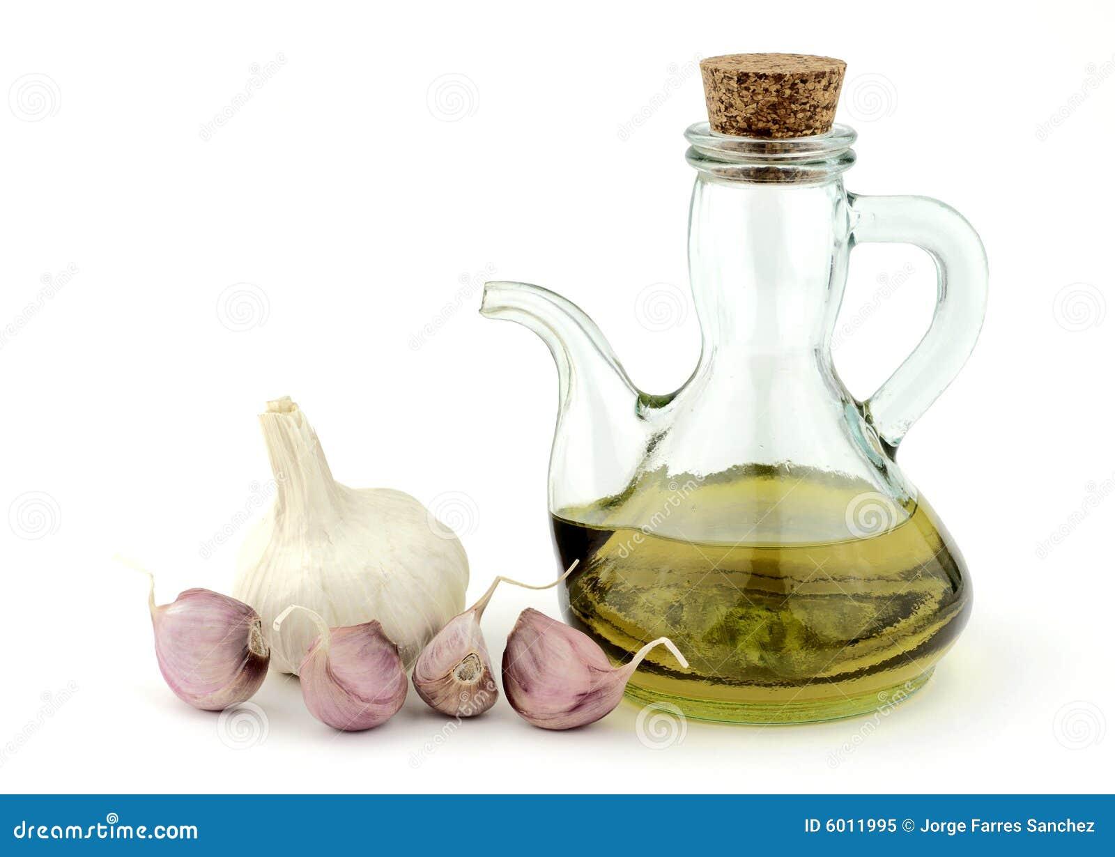 Knoflook en olie