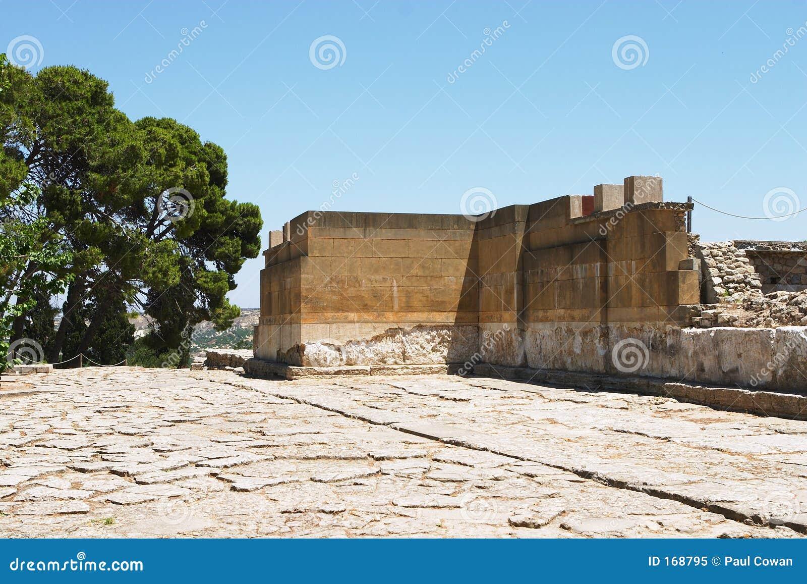 Knossos processional way
