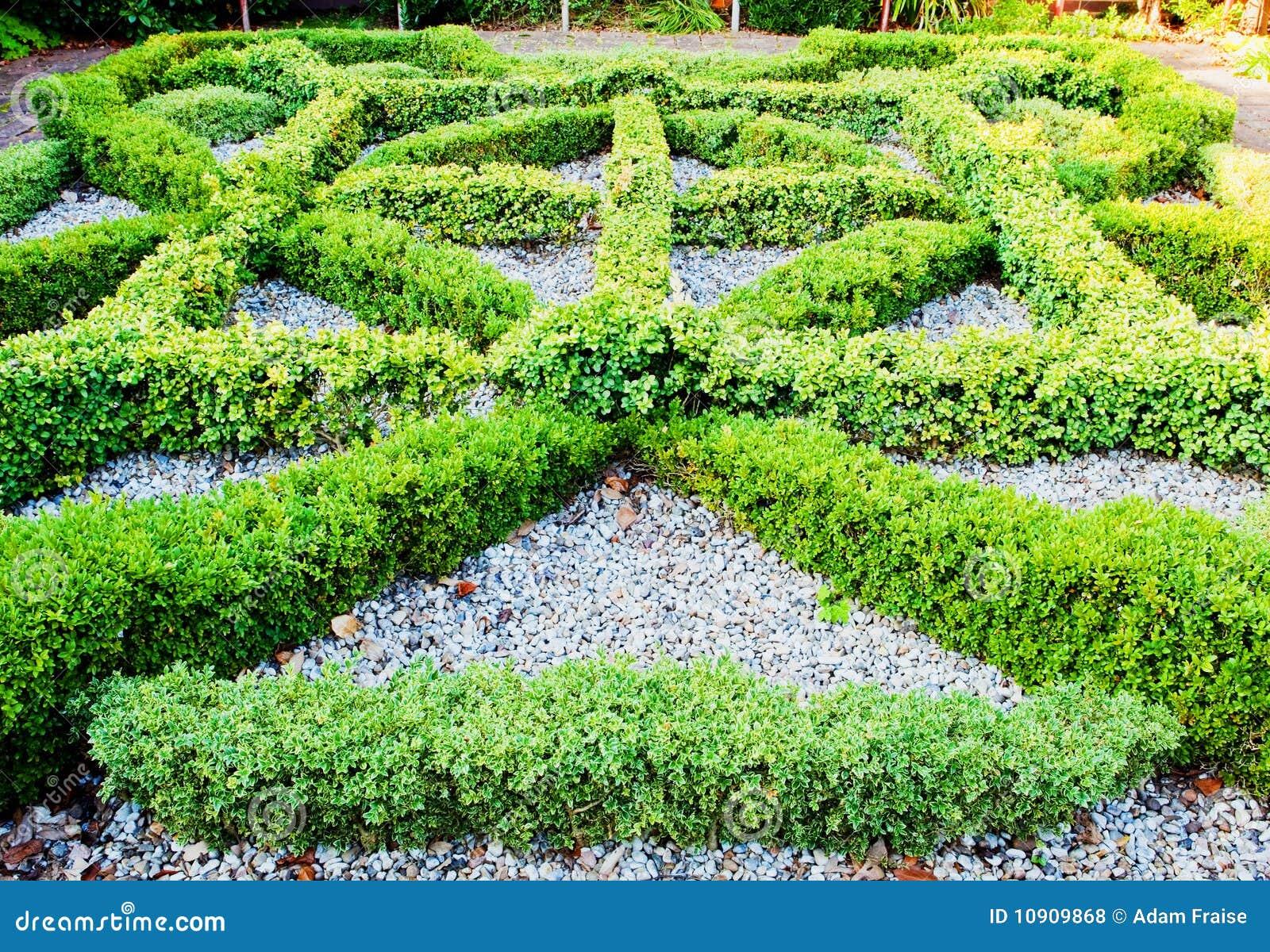 Knot garden royalty free stock photos image 10909868 for English knot garden designs