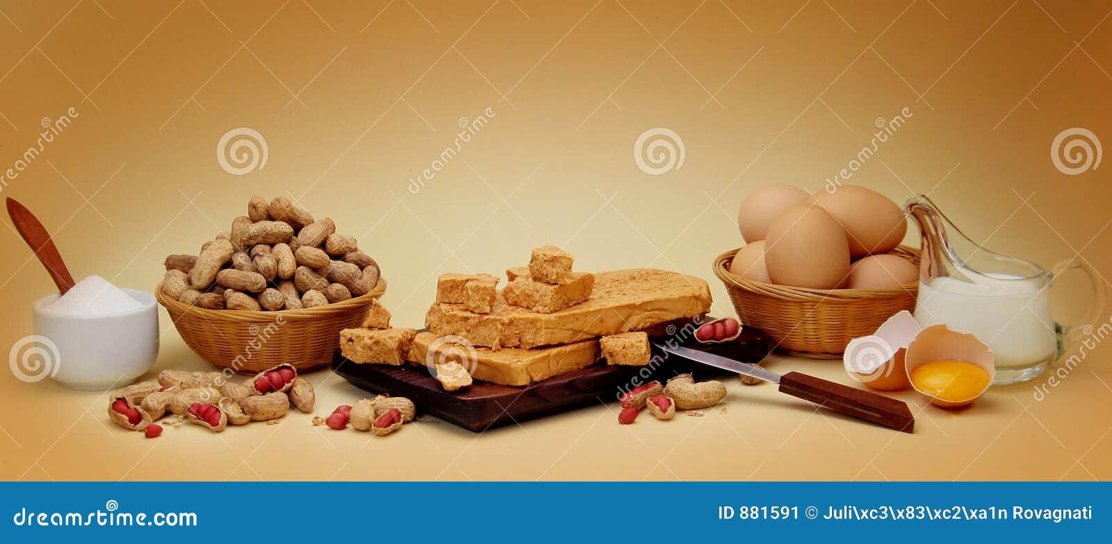 Knot składników arachidowi składu