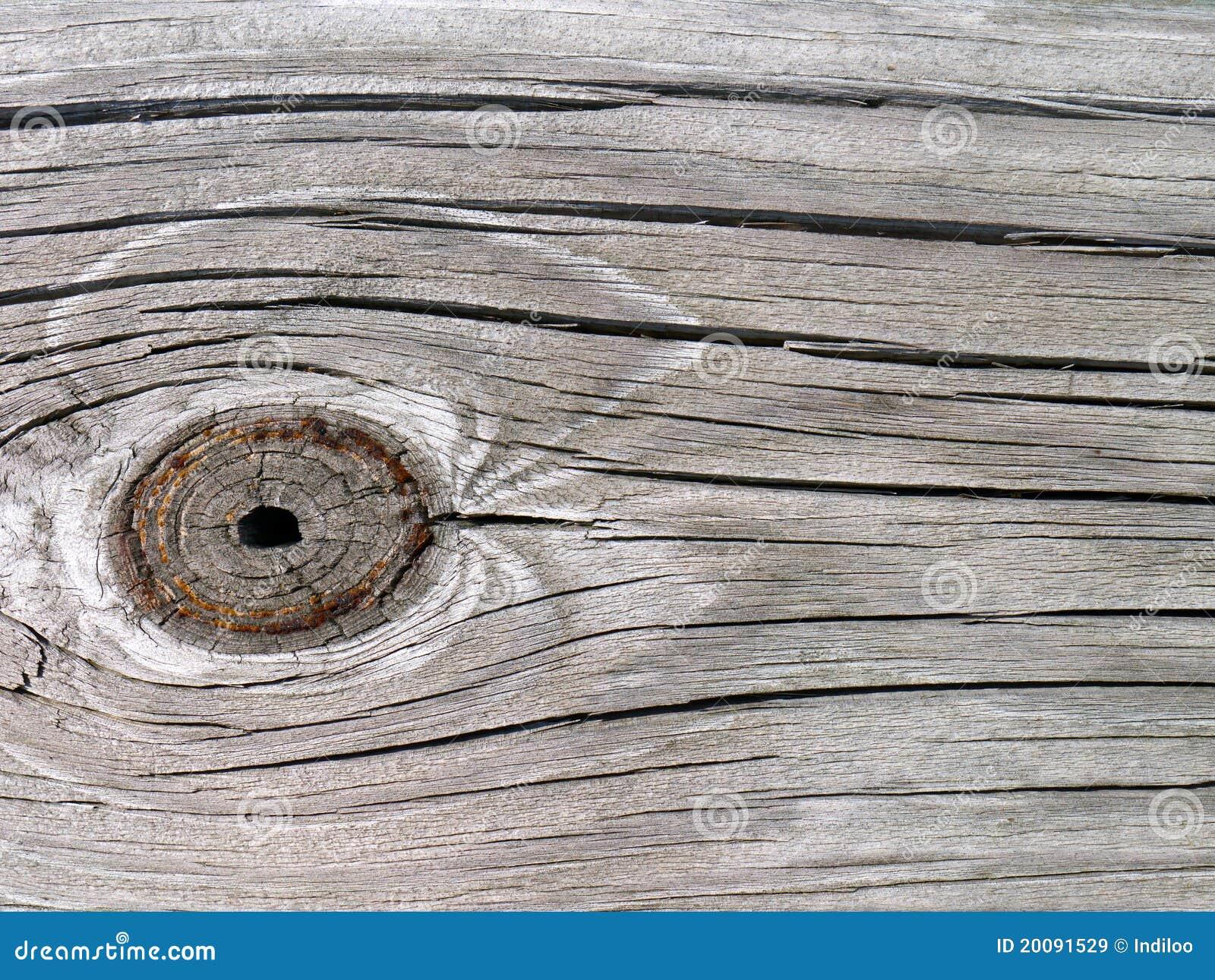 Knothole dans la planche en bois de grange images libres de droits image 20091529 - Planche a dessin en bois ...