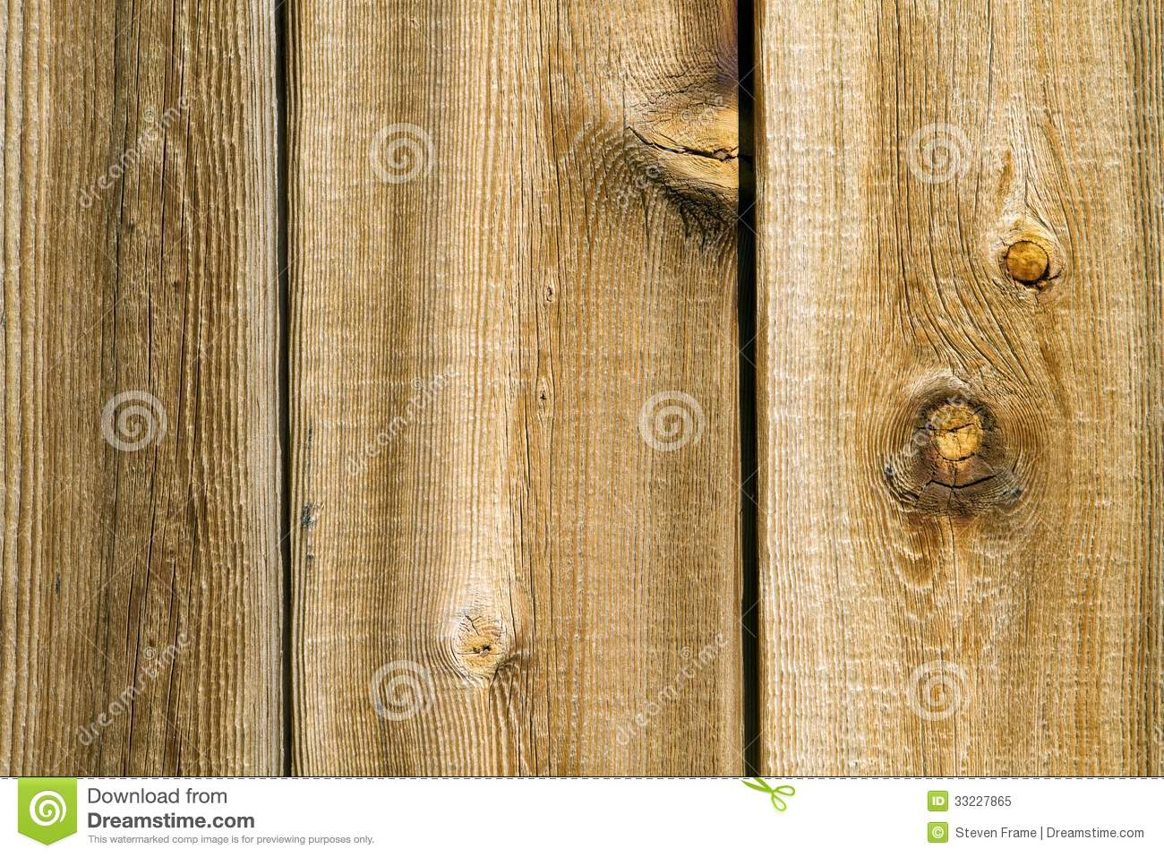 Knotty Wood Texture Stock Image Image Of Weathered Pine