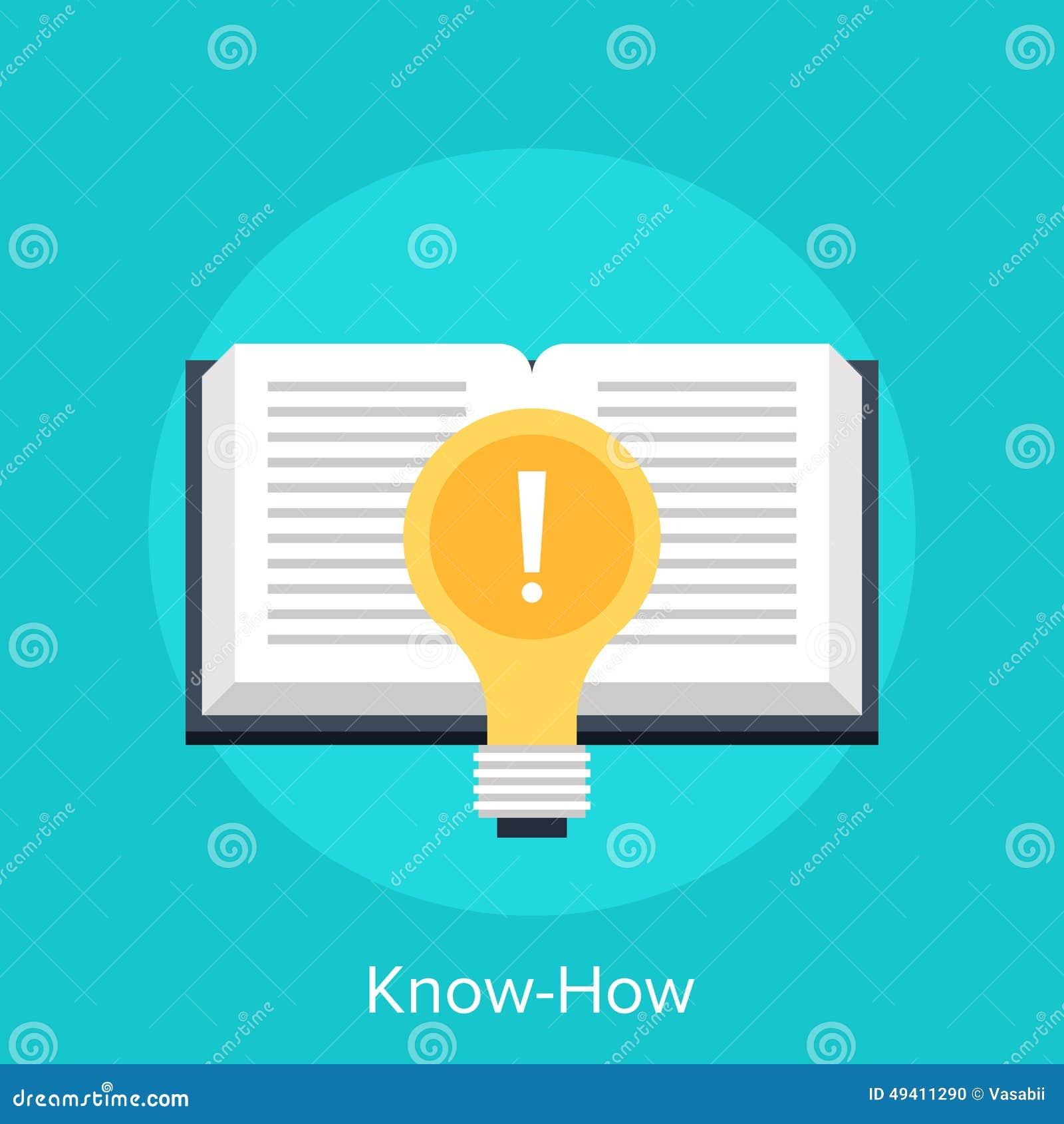 Download Know-how vektor abbildung. Illustration von netz, graphik - 49411290