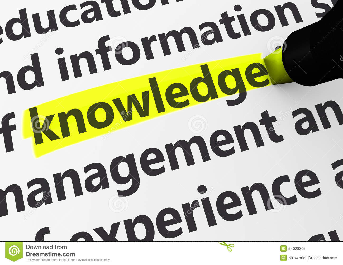 concept of knowledge in education pdf