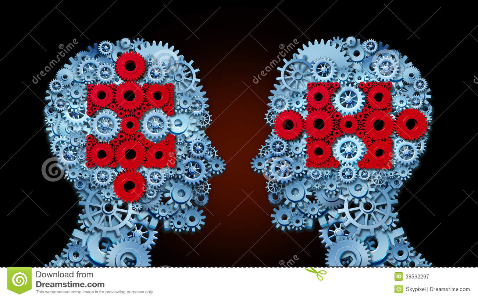 knowledge team stock illustration  illustration of meeting