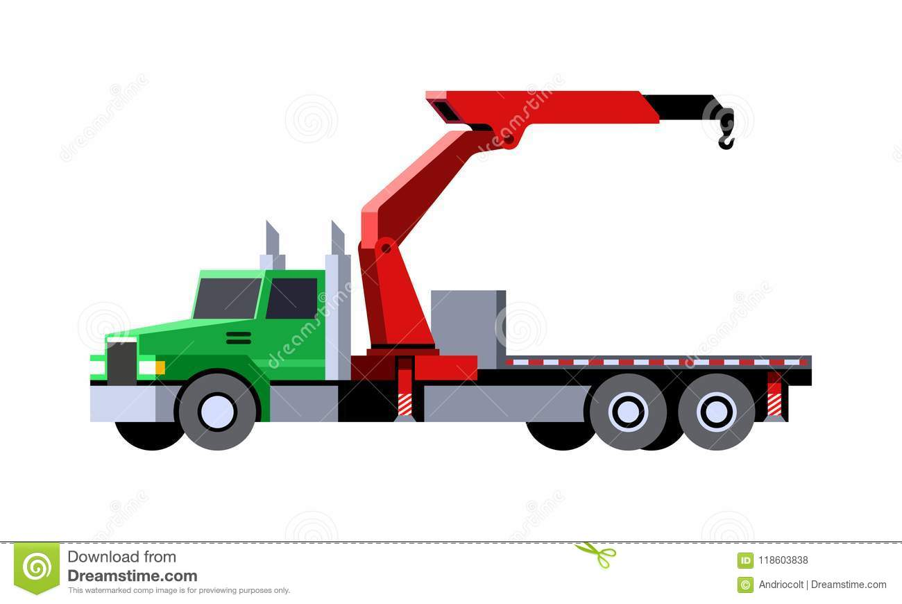 Flatbed Truck Front View Stock Illustrations 56 Flatbed Truck Front View Stock Illustrations Vectors Clipart Dreamstime