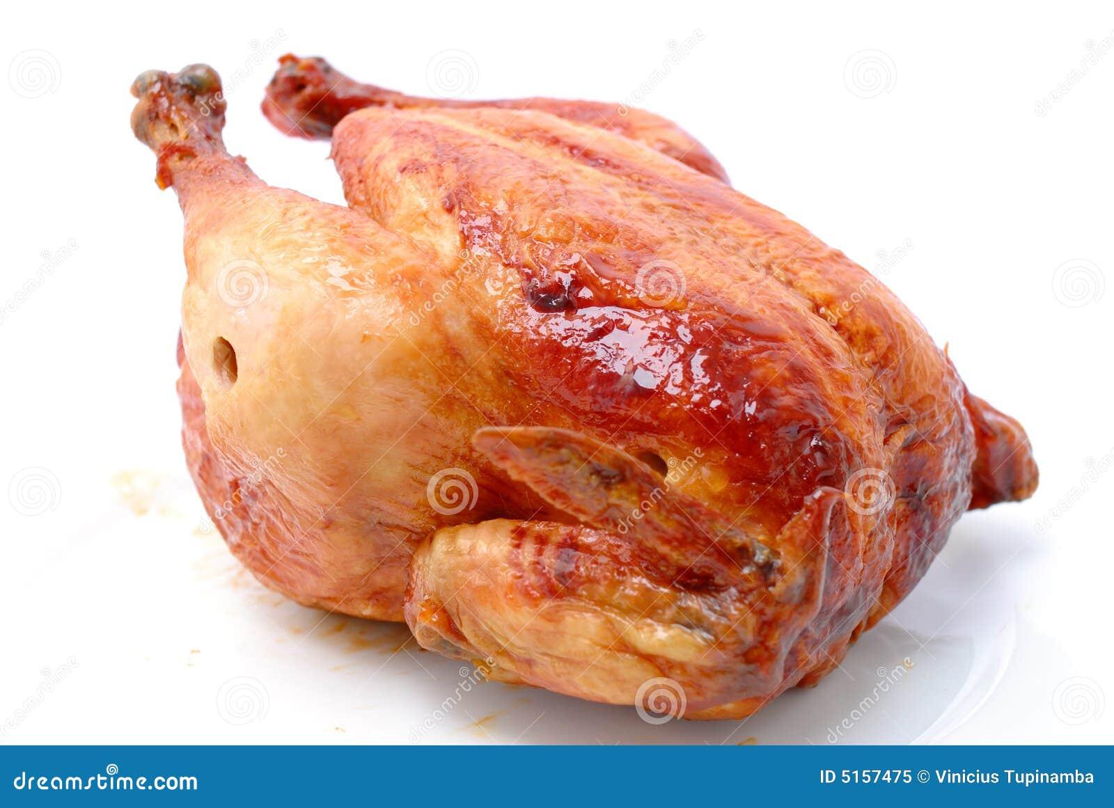 Knusperiges Braten-Huhn