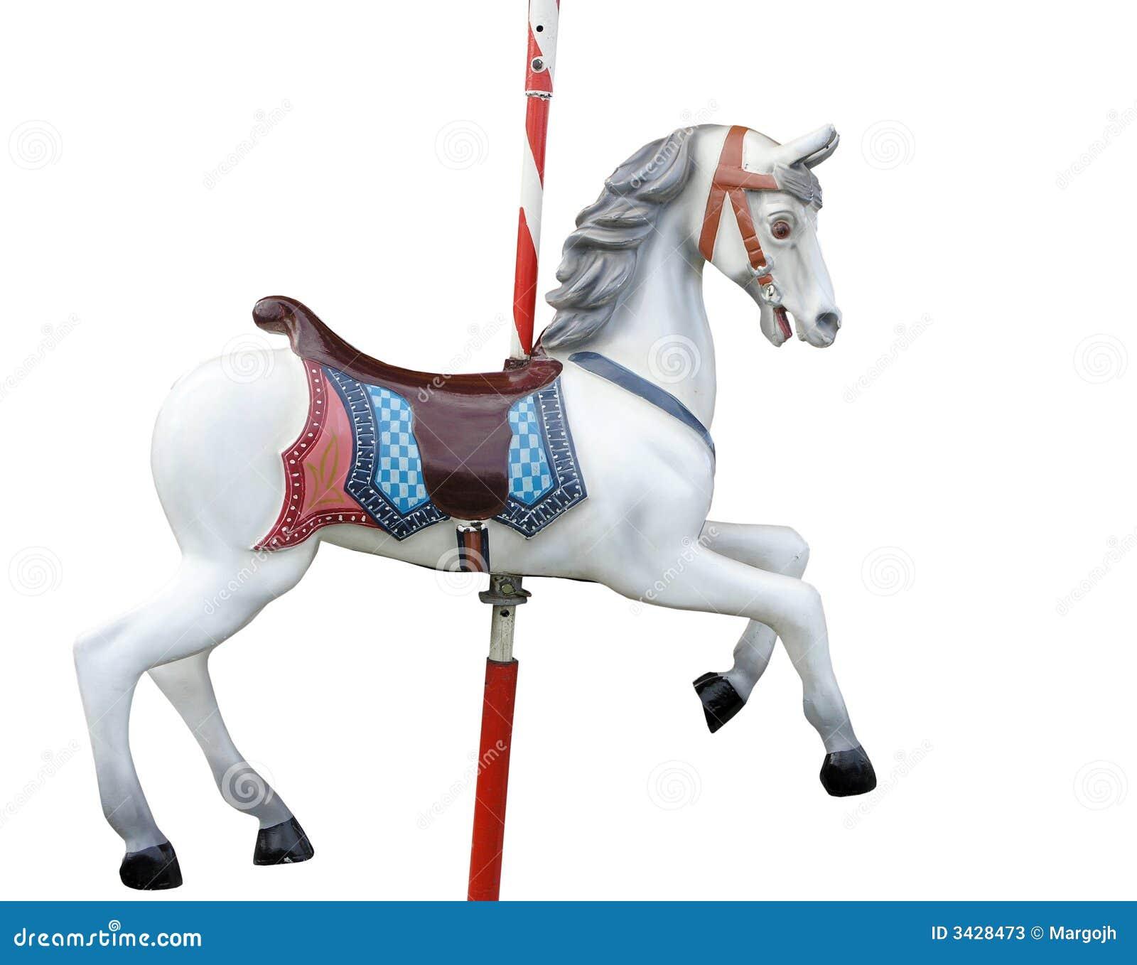 Koń będzie wesoło round