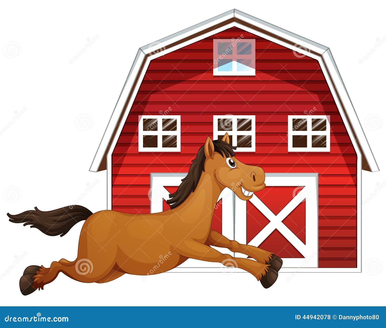 Koń i stajnia