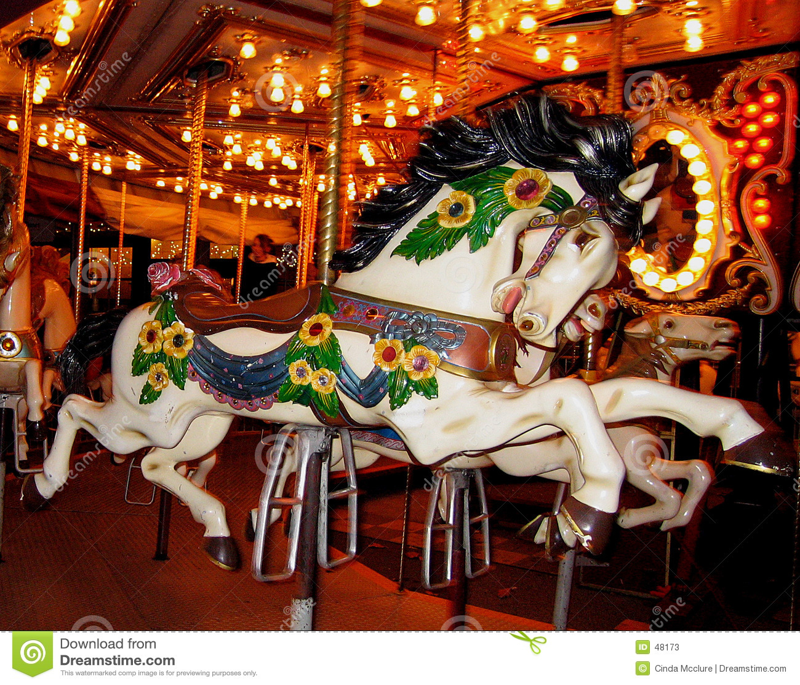 Koń karuzeli