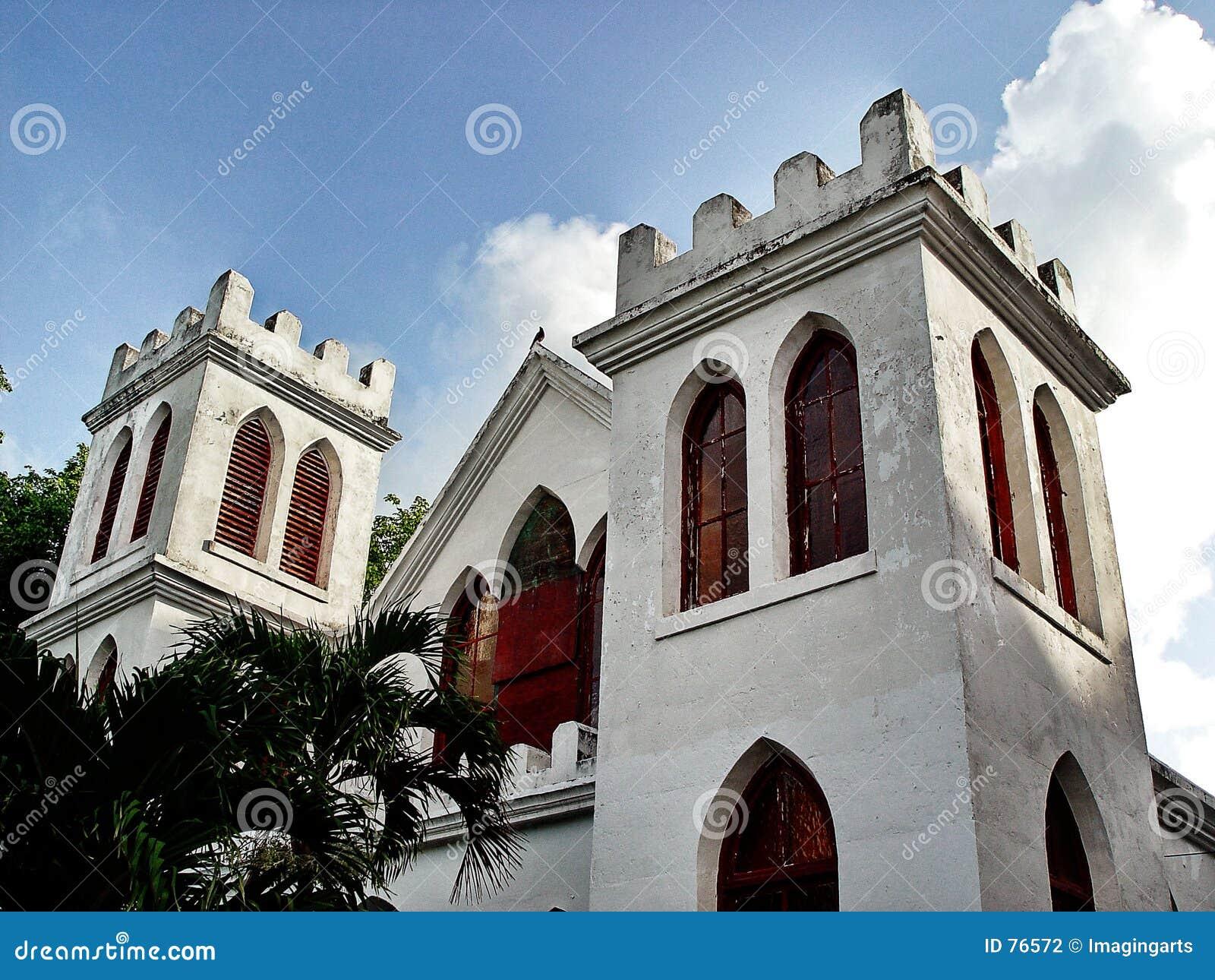 Kościół bałkanów klucz
