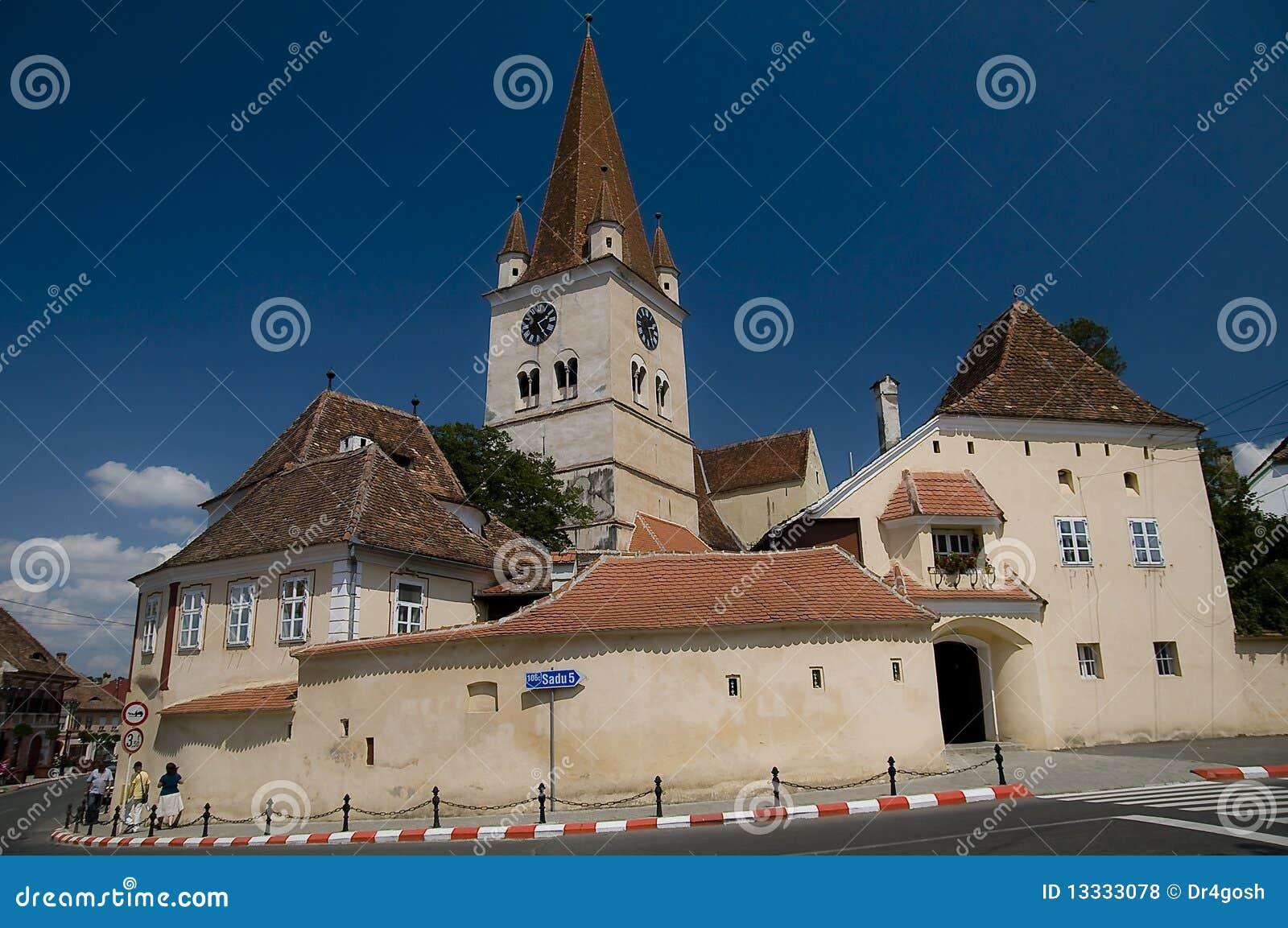Kościół fortyfikujący