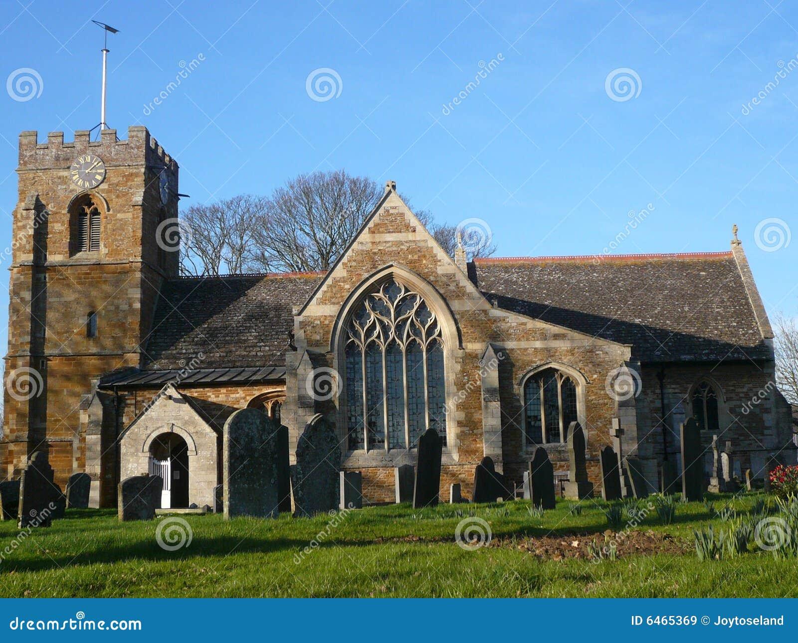 Kościół medbourn