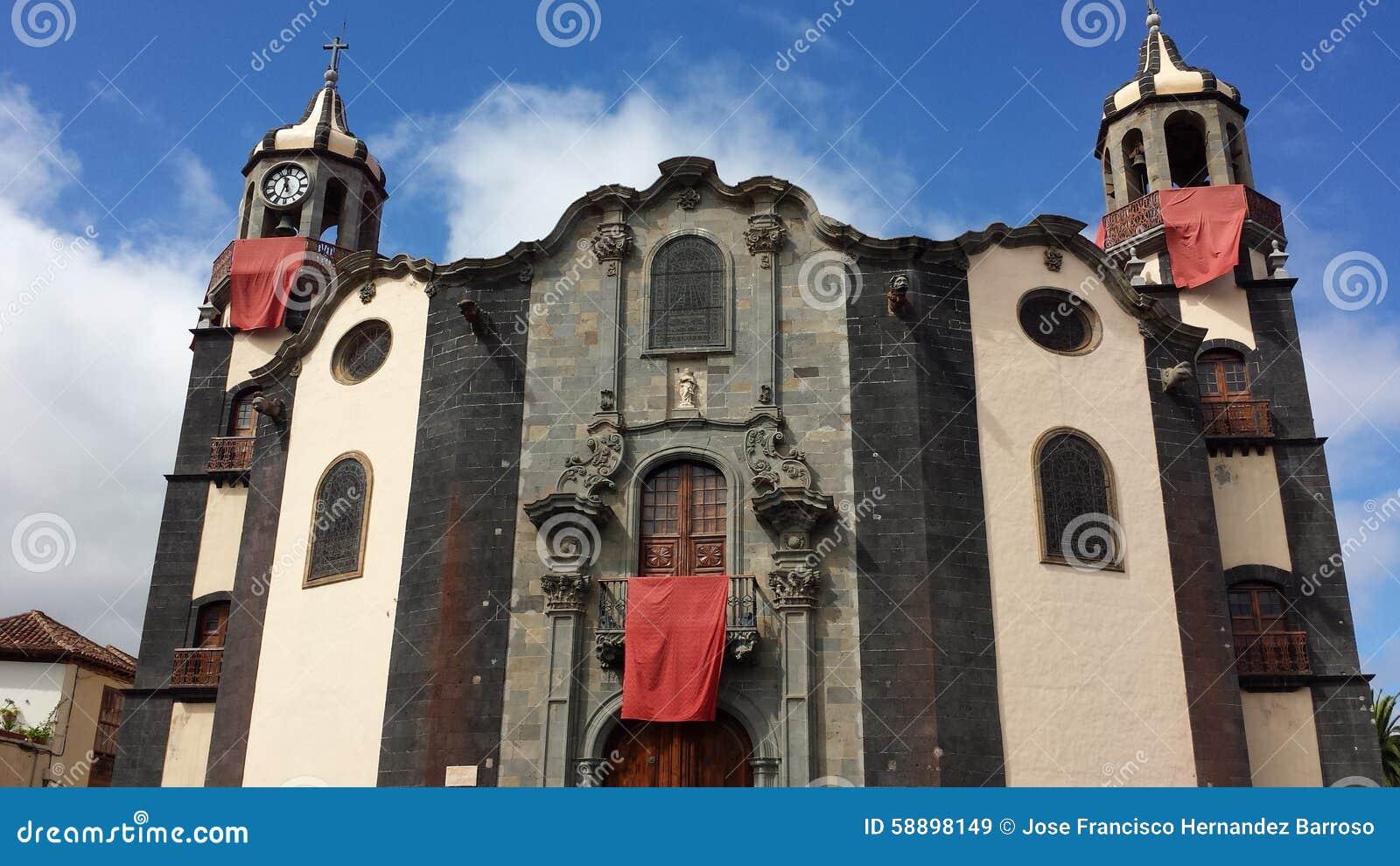 Kościół nuestra señora De Los angeles concepcià ³ n