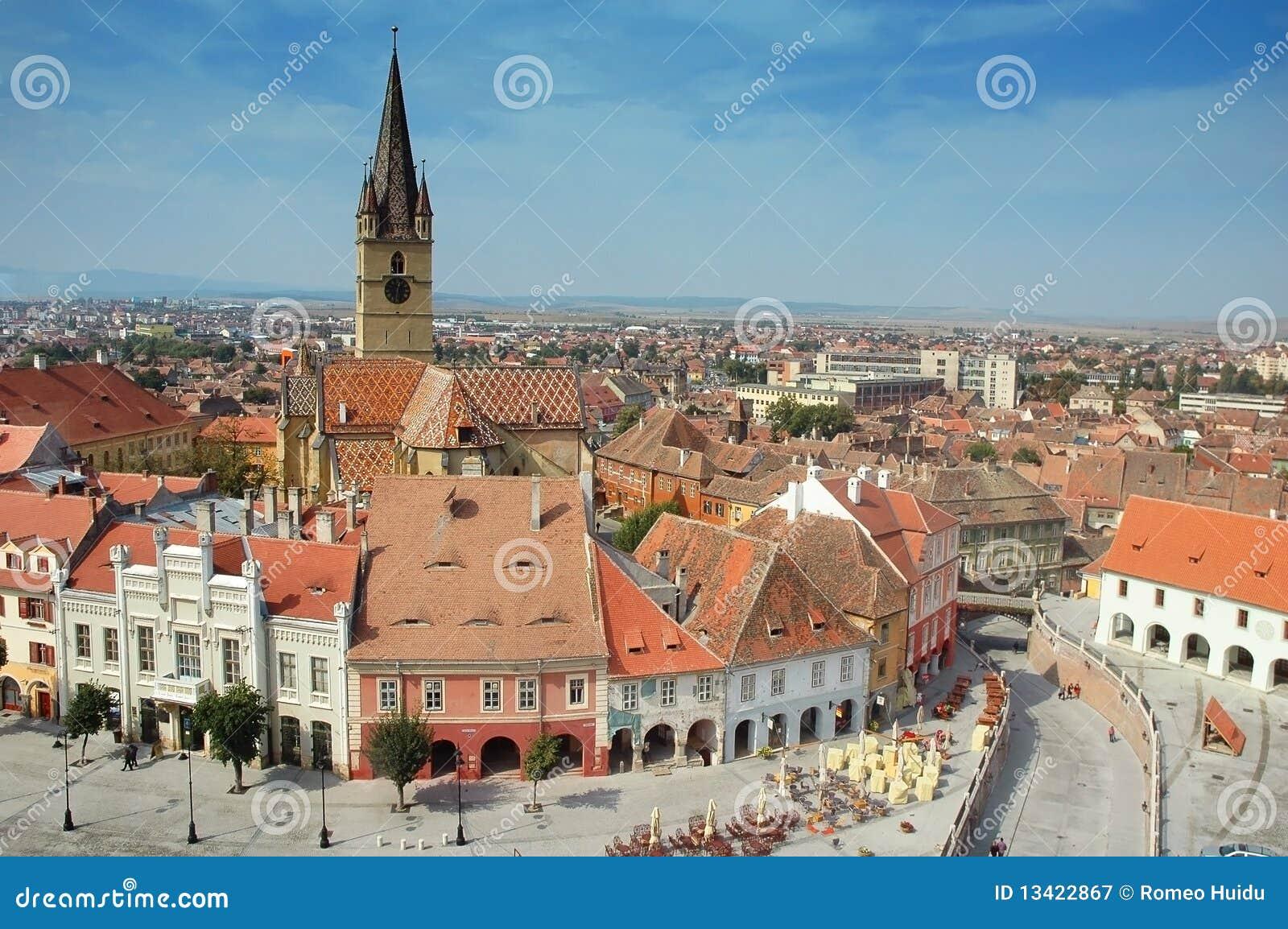 Kościół reformowany Romania Sibiu
