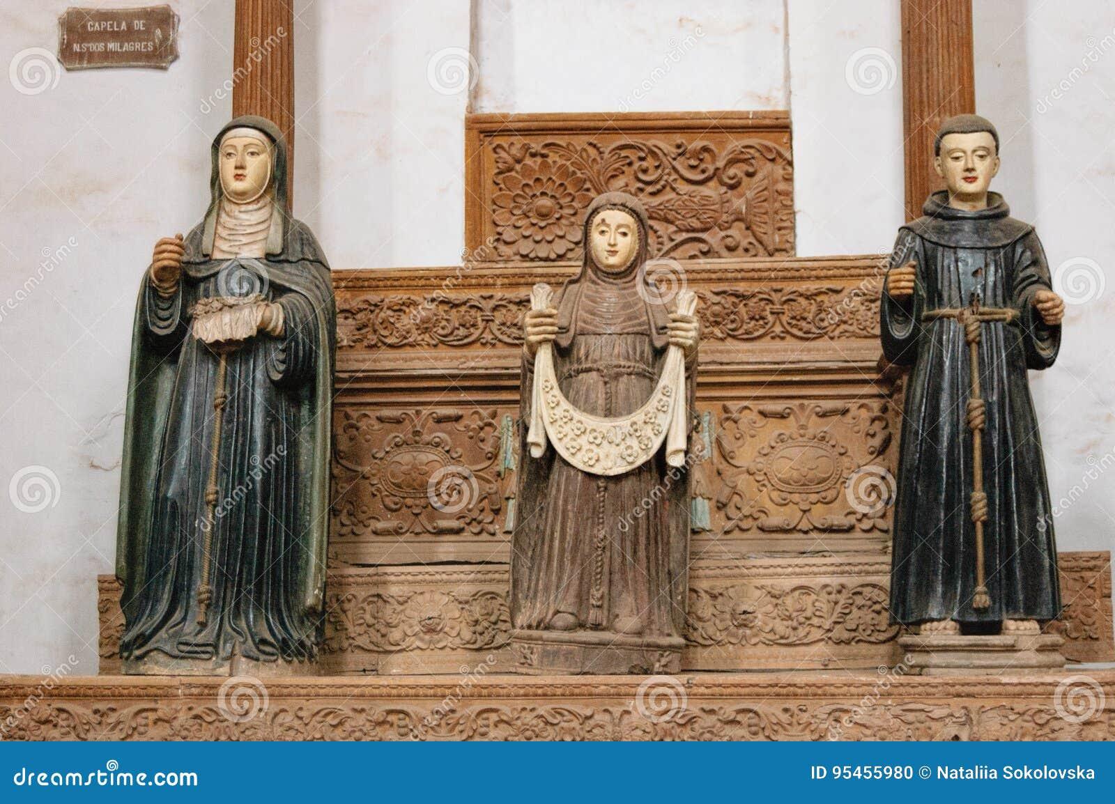 Kościół St Francis Assisi w Starym Goa, India