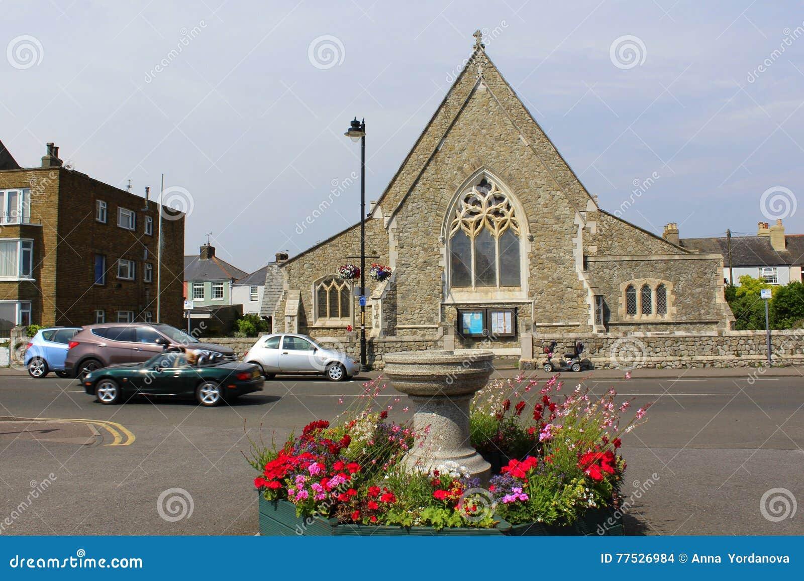 Kościół stara angielska