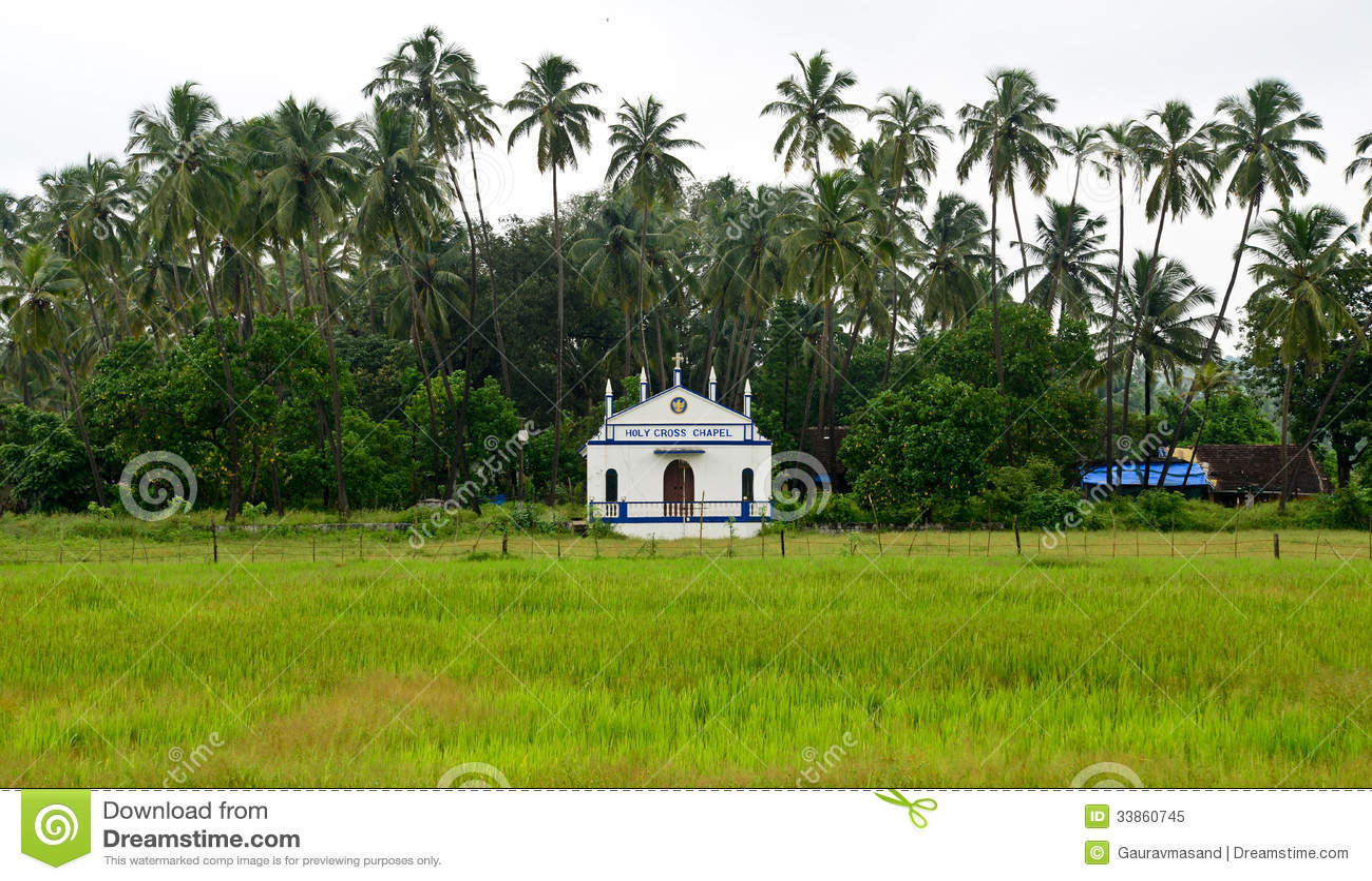 Kościół w Goa