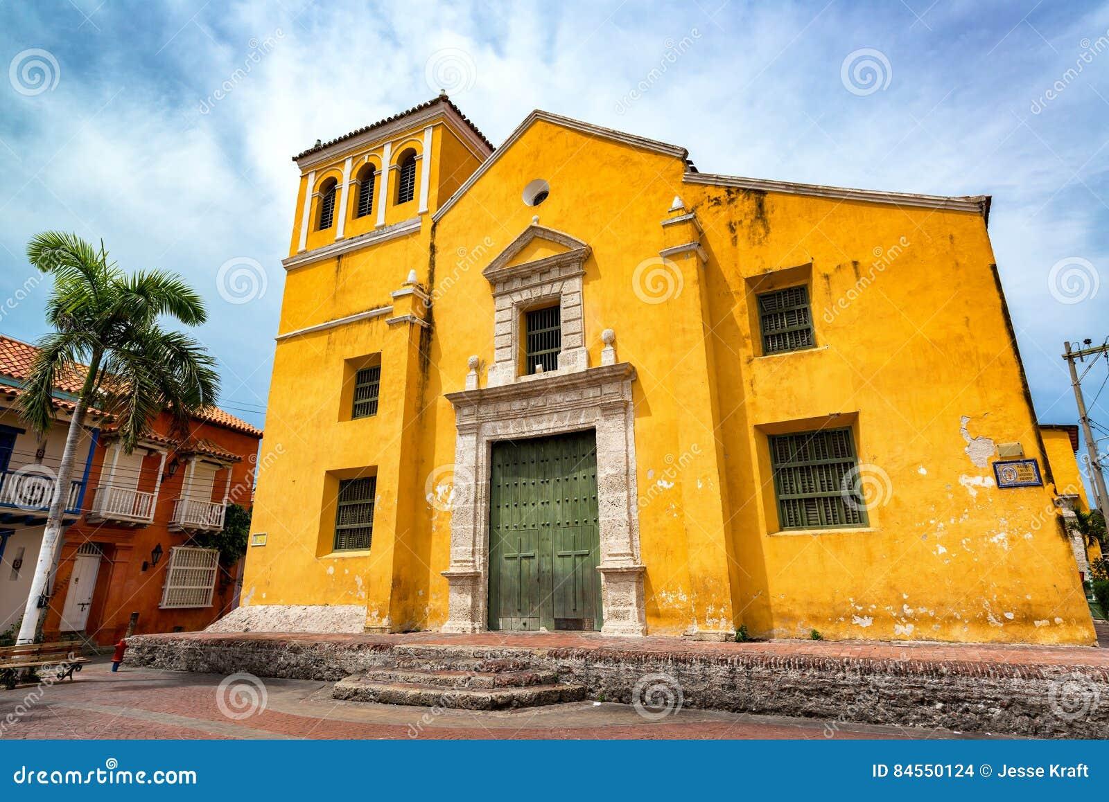 Kościół w Trinidad placu