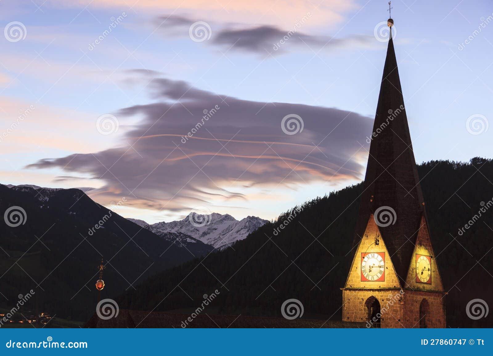 Kościół wierza