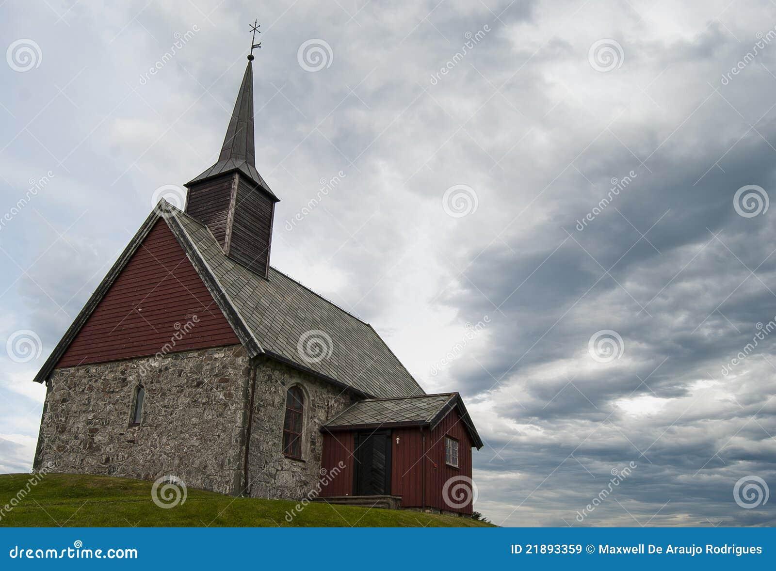 Kościelny tajemniczy norwaigian