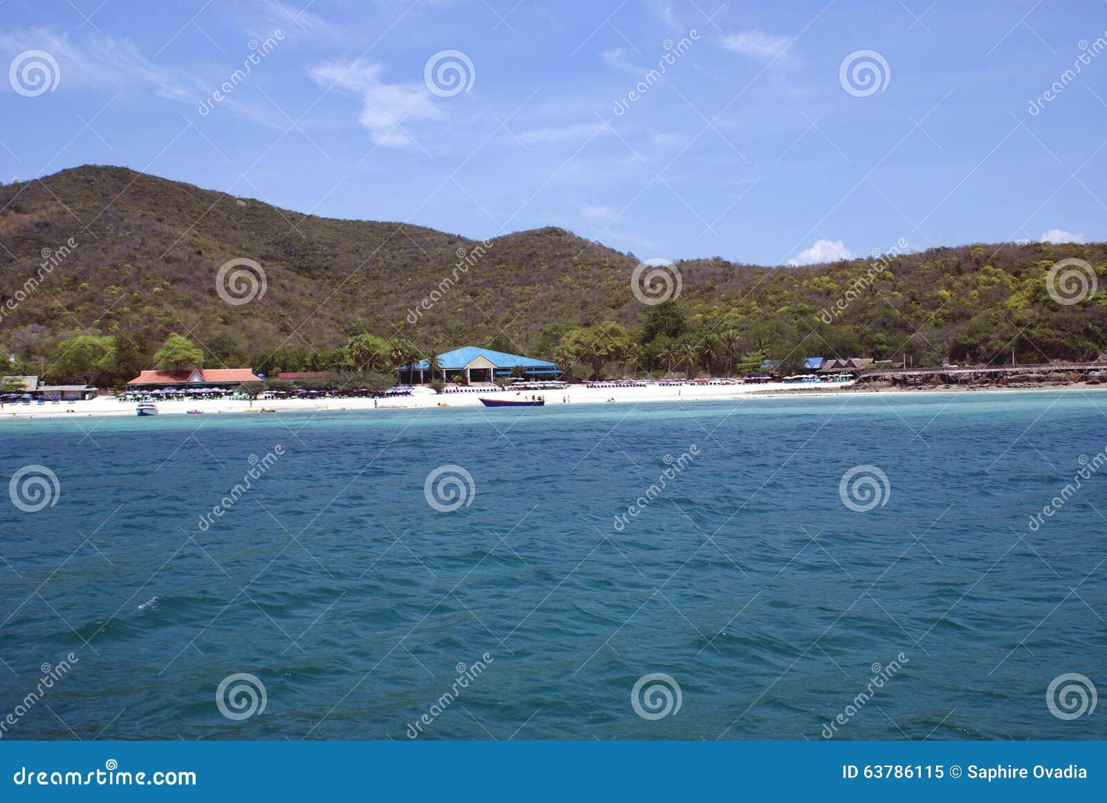 Ko Lan, Koh Hae, Coral Island In Pattaya, Thailand, Asia Stock Photo - Image:...