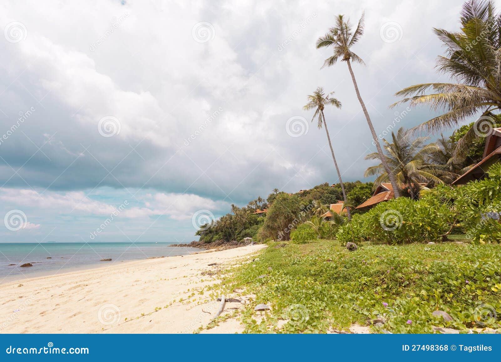Download Ko Lanta - Thailand stockfoto. Bild von sandig, feiertage - 27498368