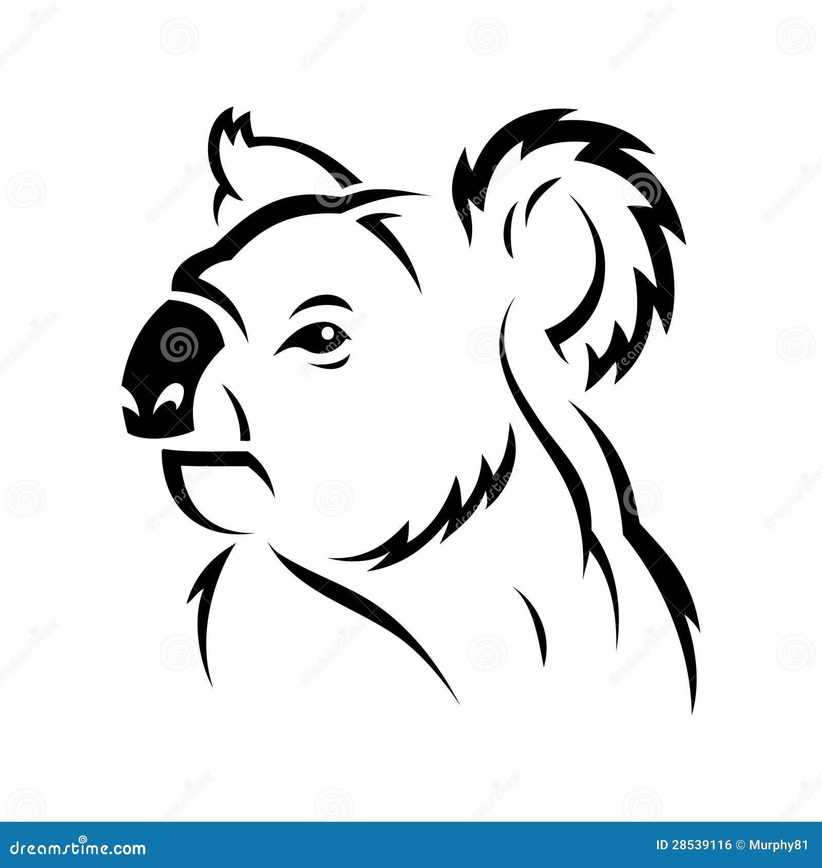 Clip Art Koala Bear Koala bear