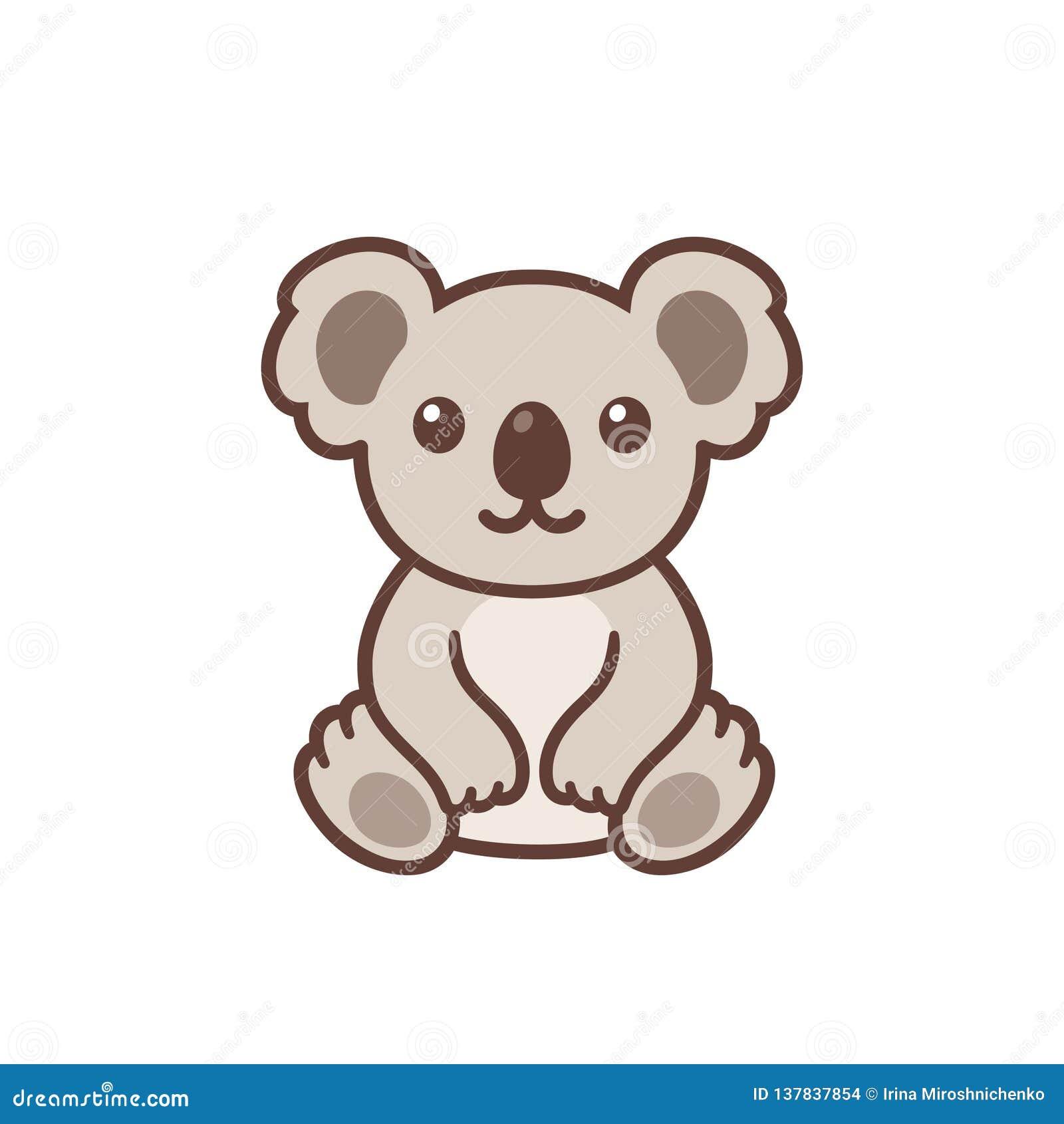 Cool Dessin Koala Facile A Faire - Random Spirit