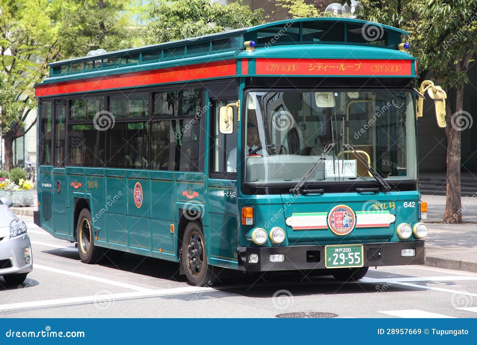Kobe jawny transport