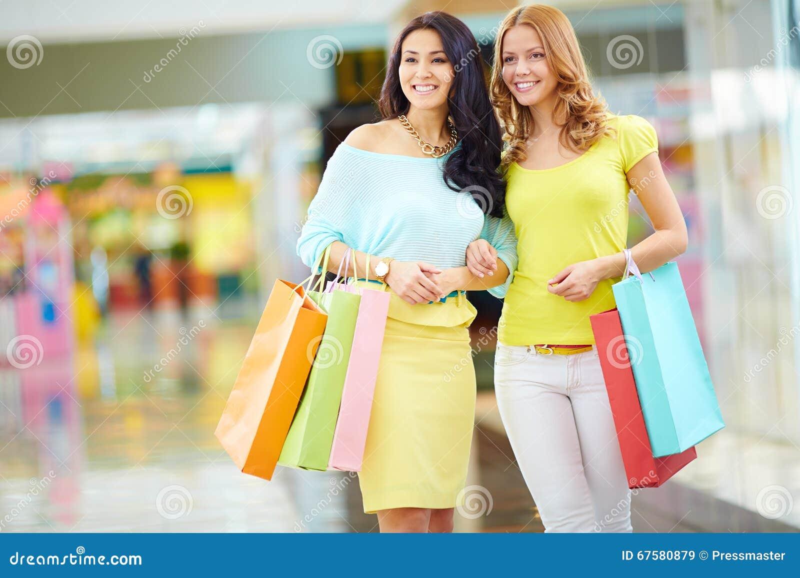 Kobiet Robić zakupy