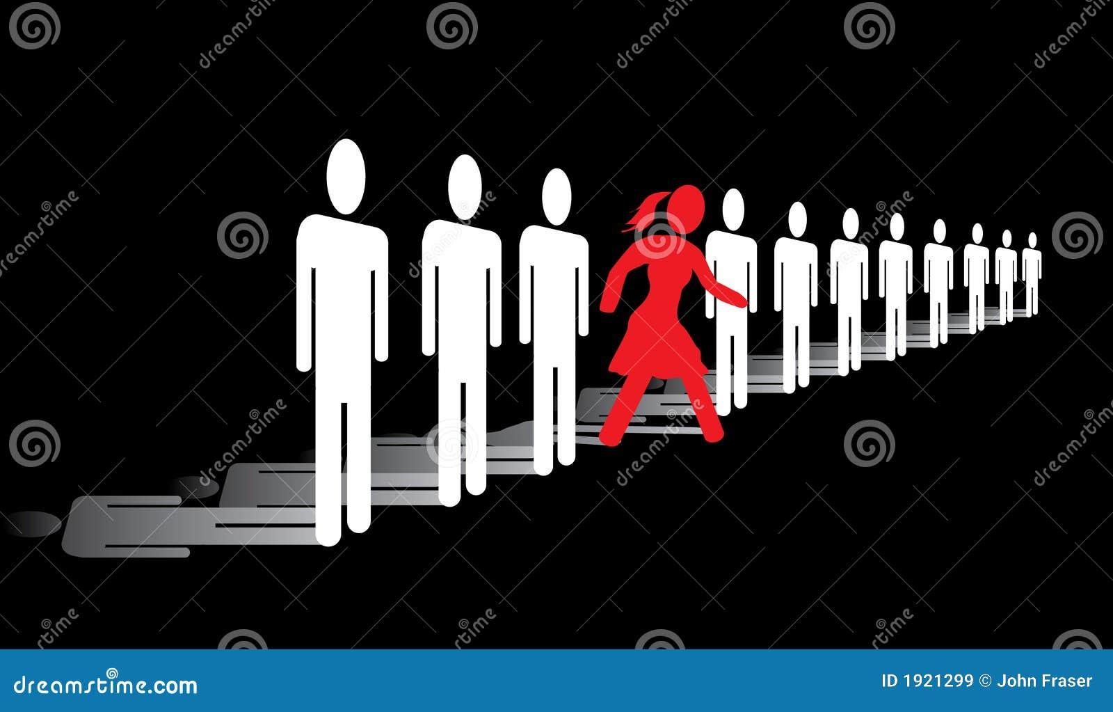 Kobieta jednostek gospodarczych