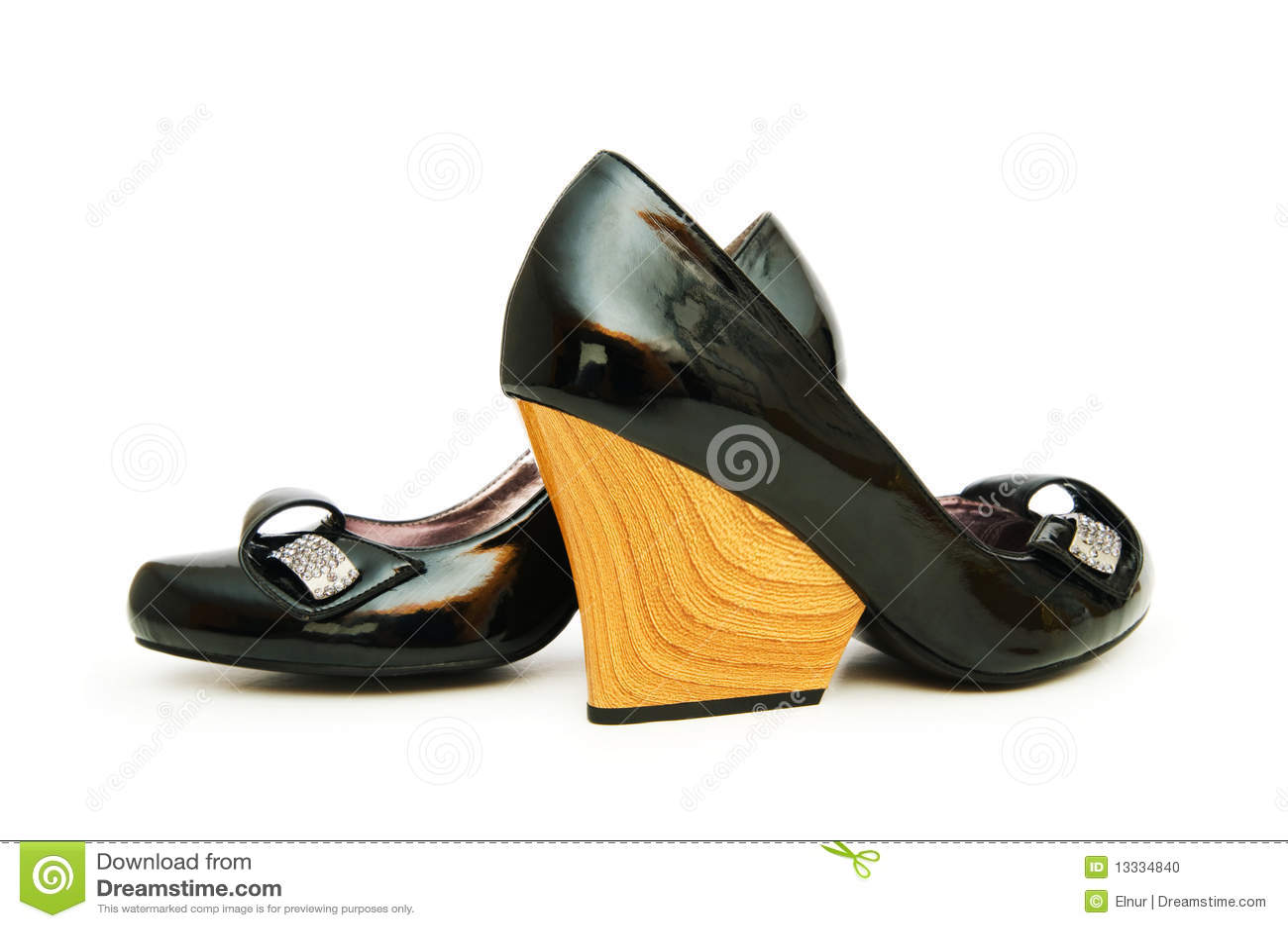 Kobiety buty odizolowywający na biel
