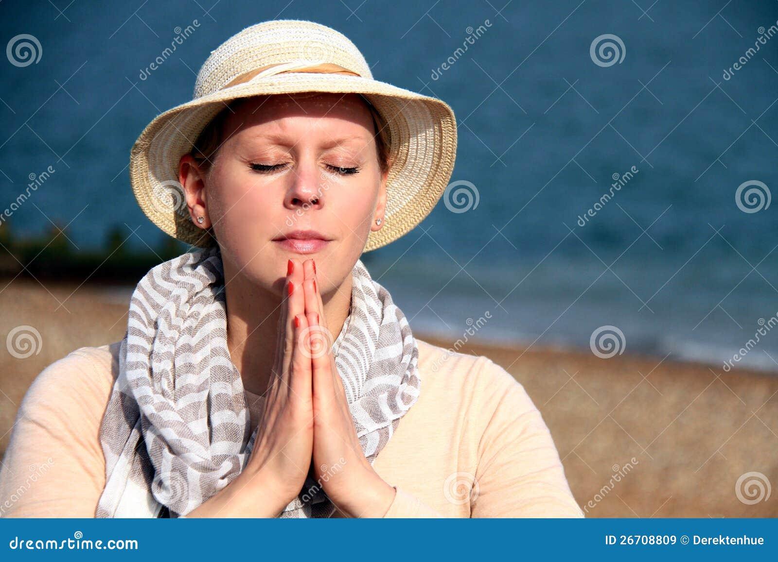 Kobiety modlenie