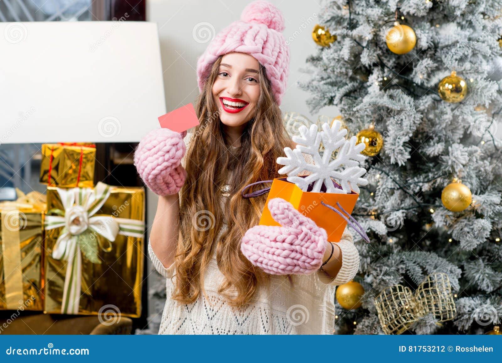 Kobiety odświętności zimy wakacje