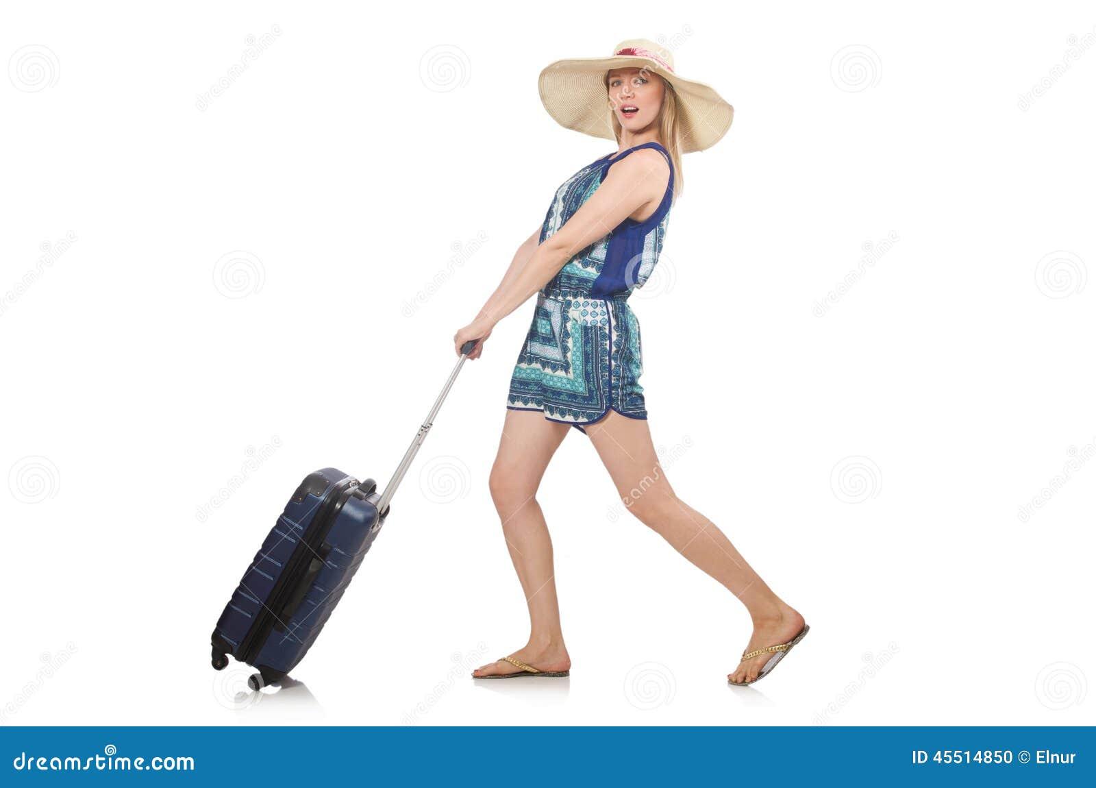 Kobiety podróżowanie