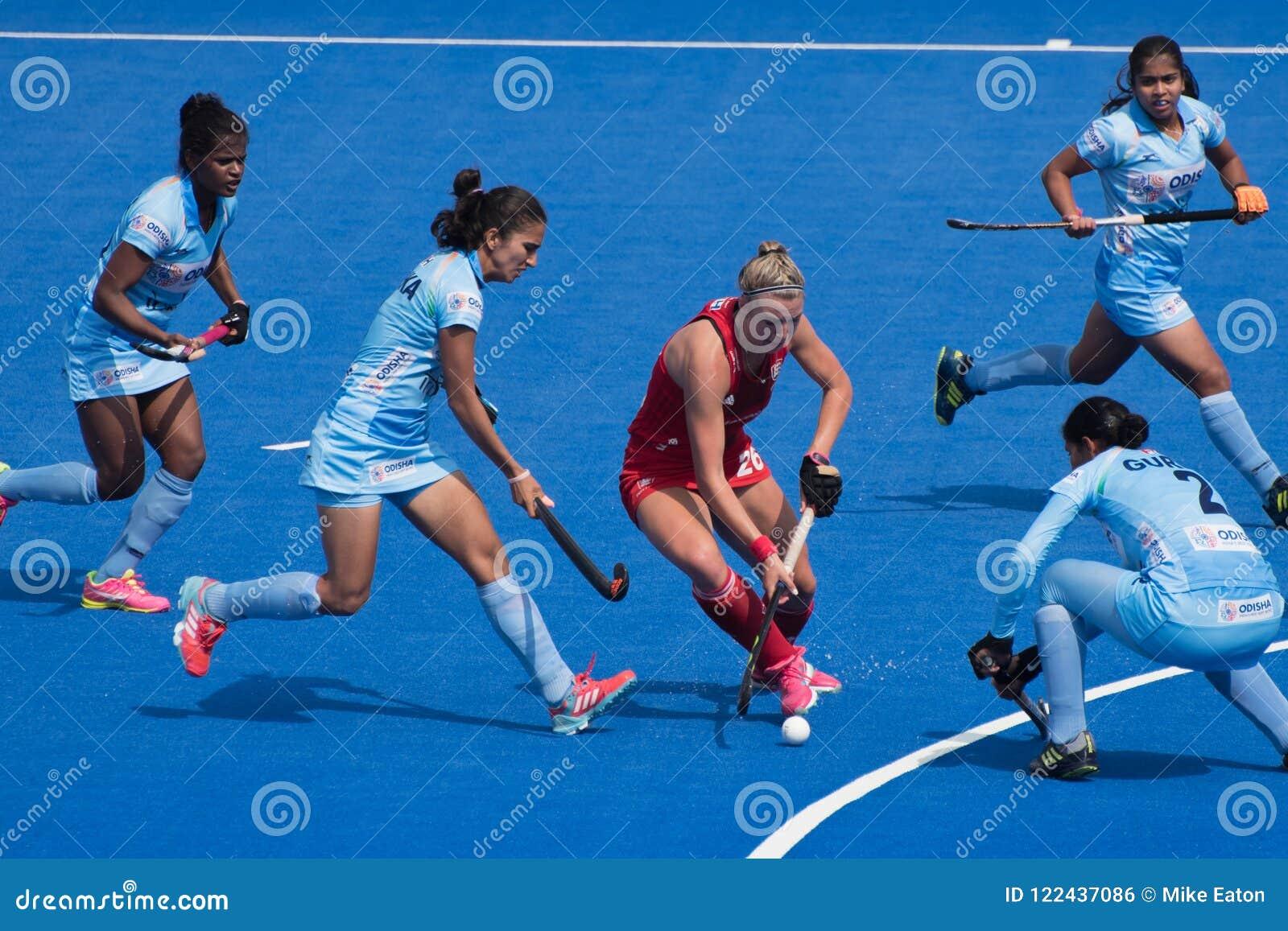 Kobiety ` s Światowa Hokejowa filiżanka 2018