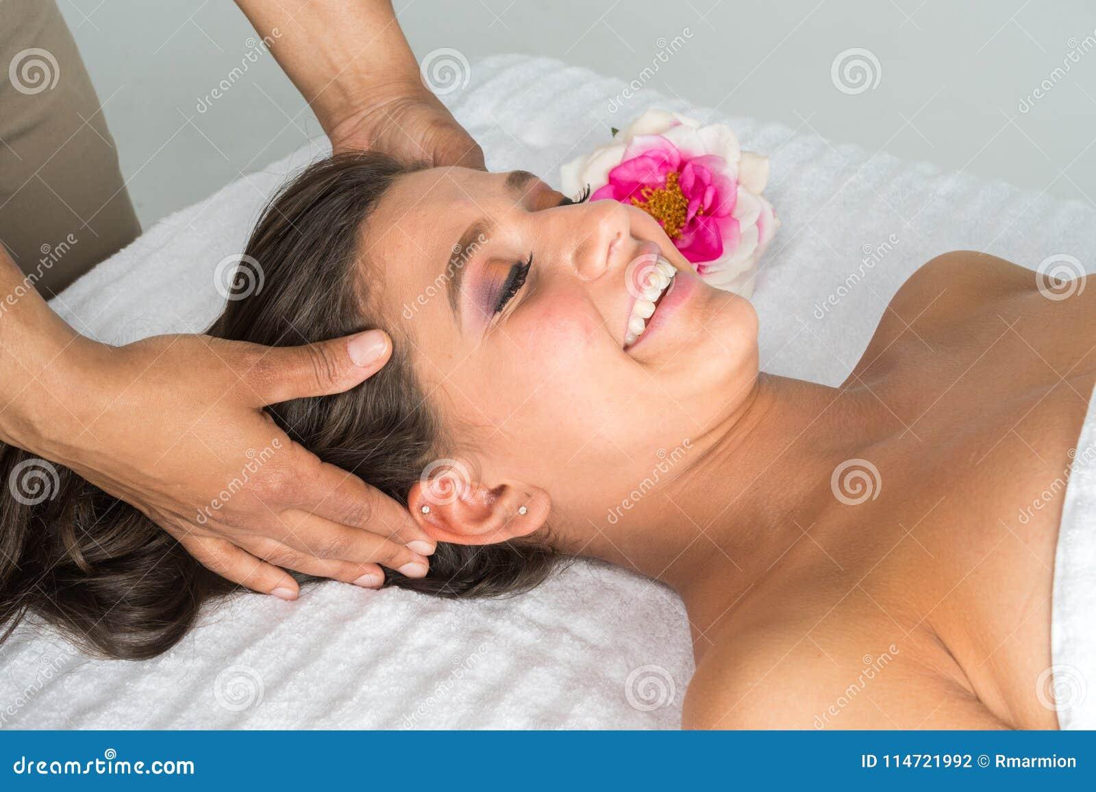 Kobiety się masaż