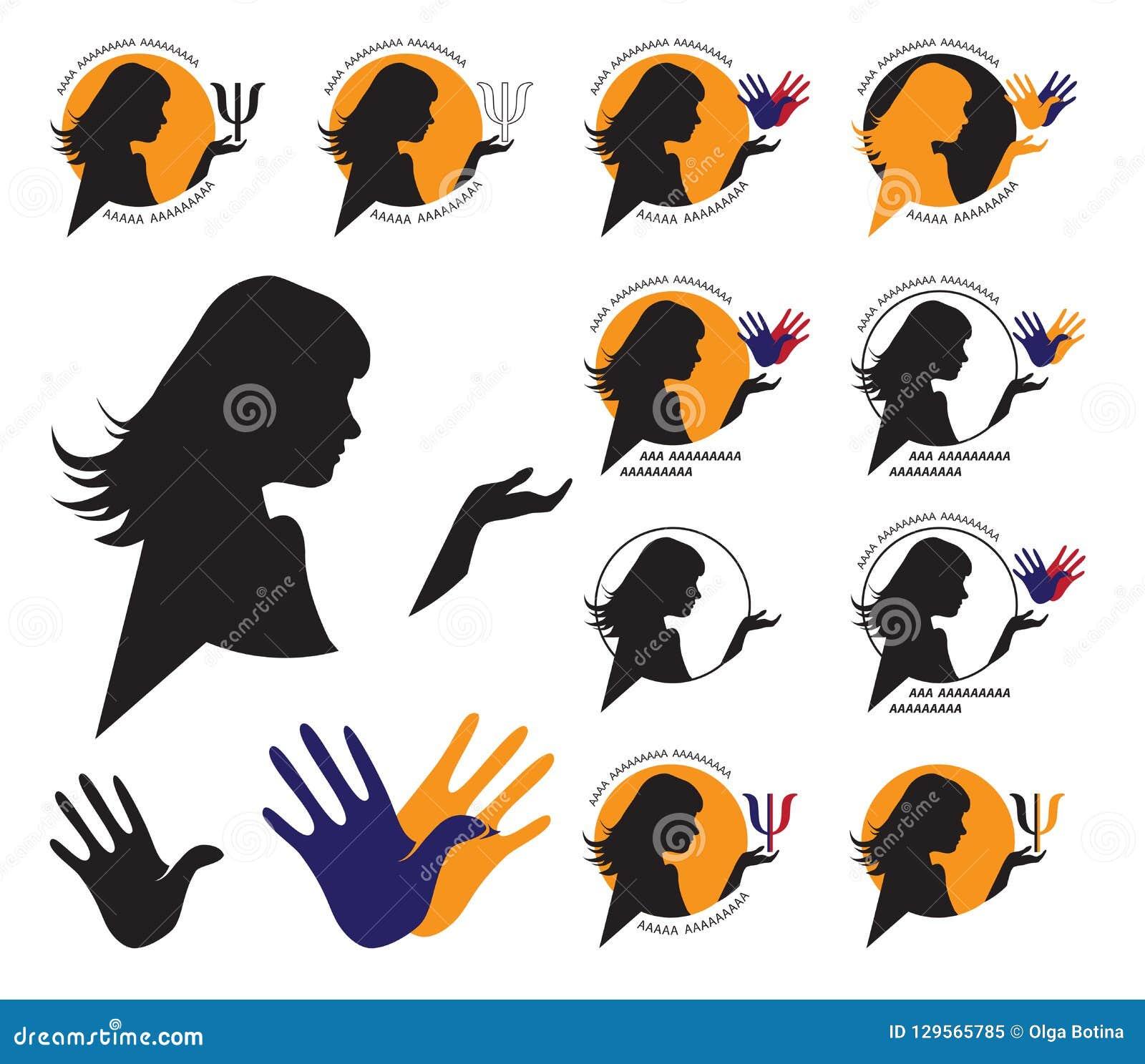 Kobiety sylwetki psycholog
