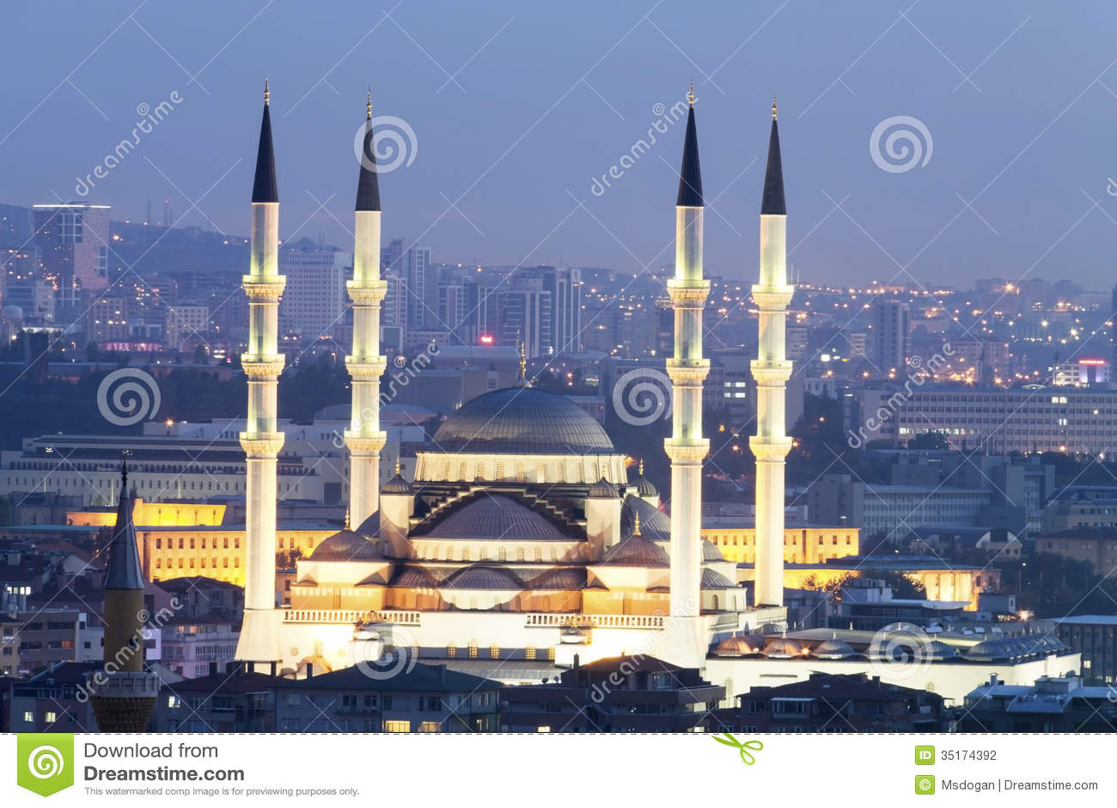 Kocatepe meczet
