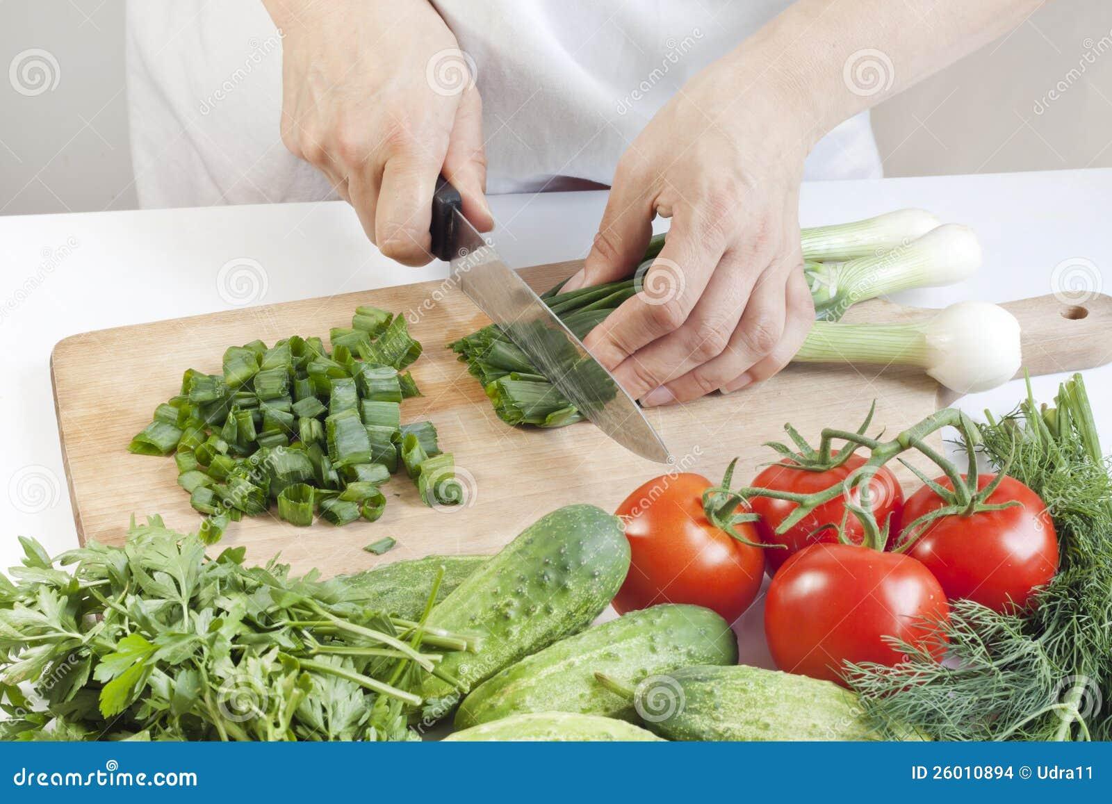 koch in der küche bei der arbeit stockbilder - bild: 26010894 - Küche Arbeit