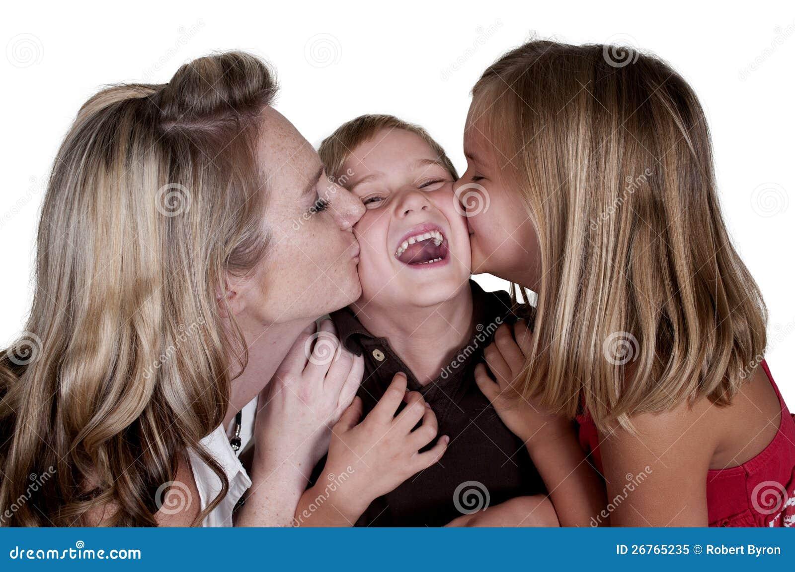 Kochająca rodzina