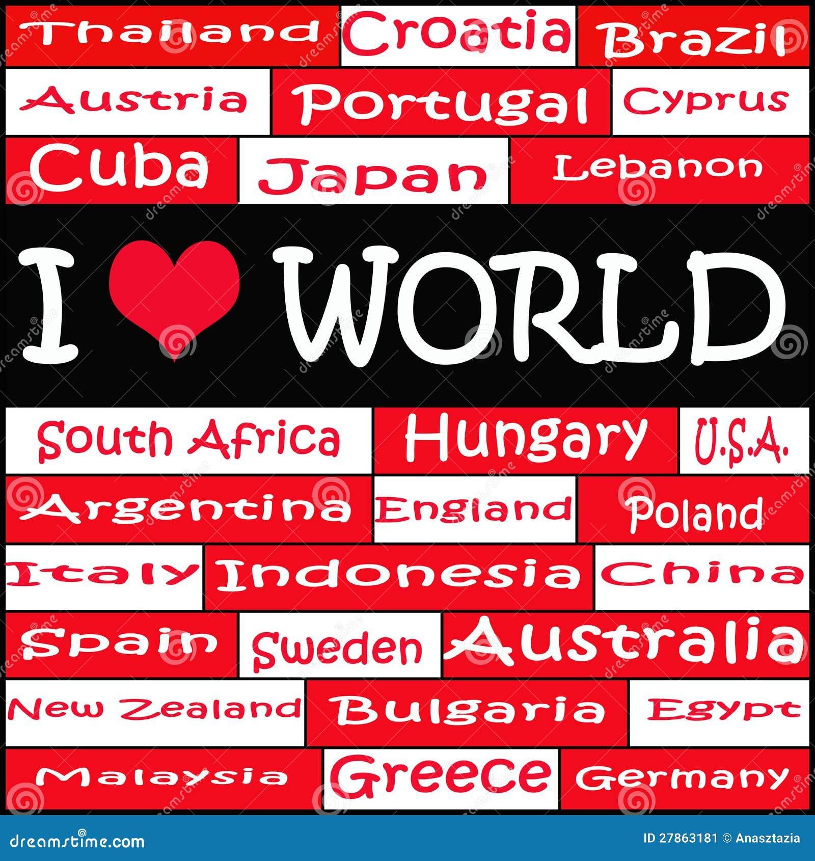 Kocham świat