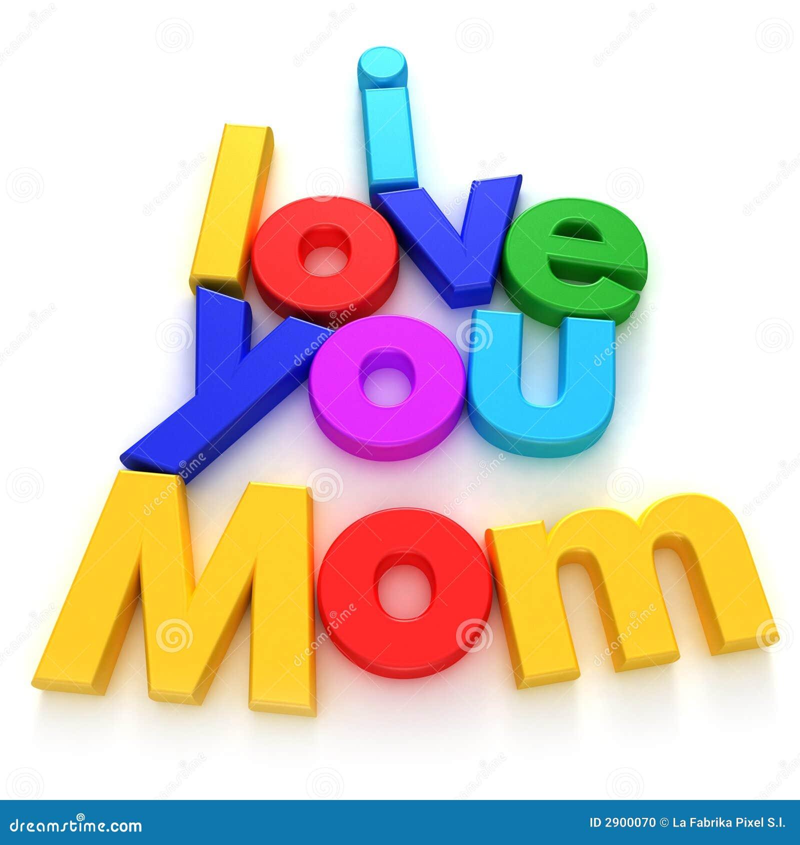 Kocham mamę