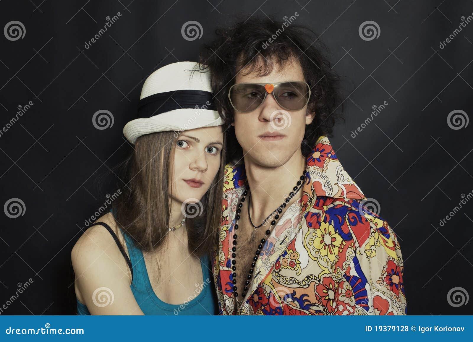 Kochanków mężczyzna kobiety młode