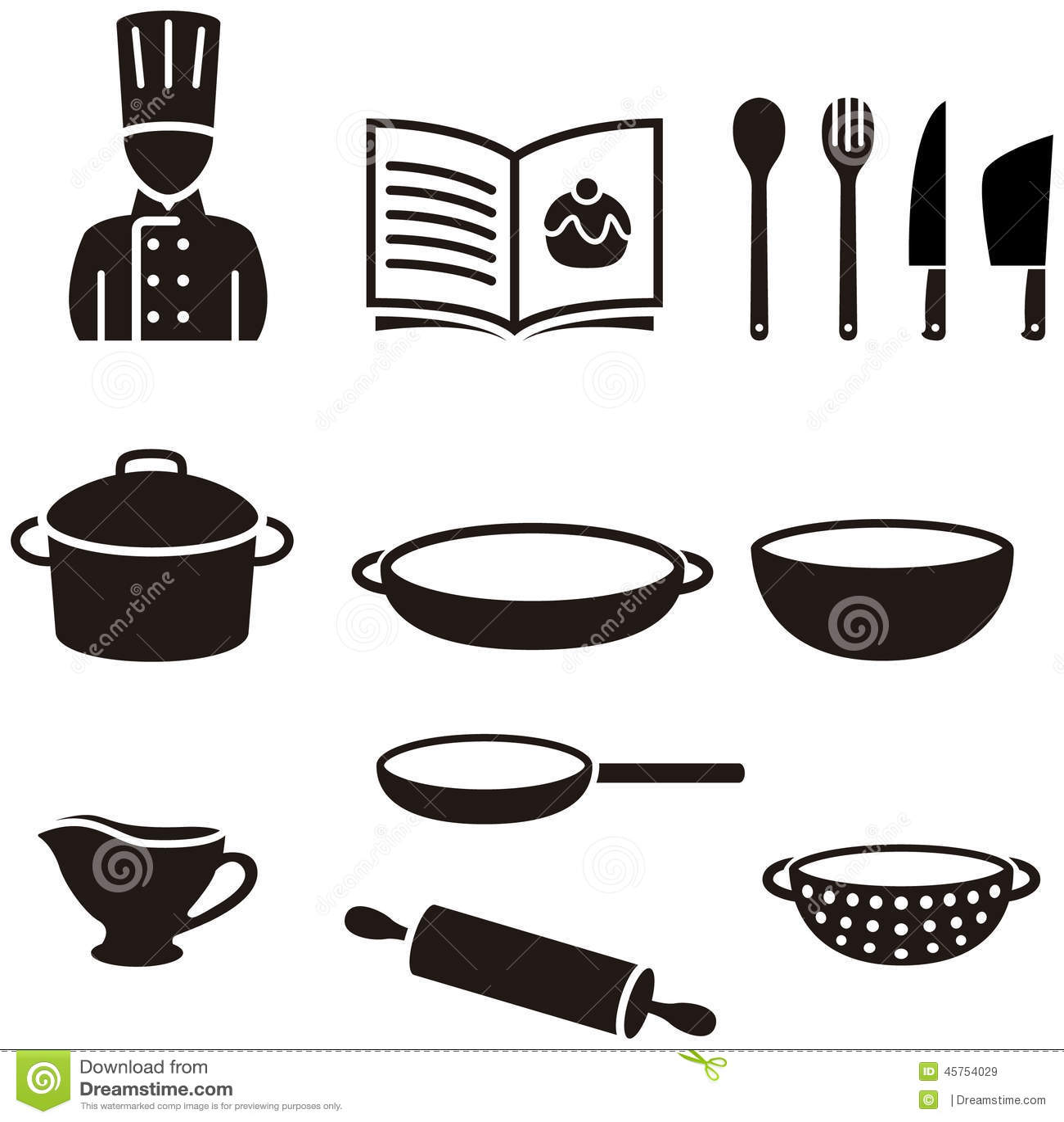 Black Bars And Kitchen