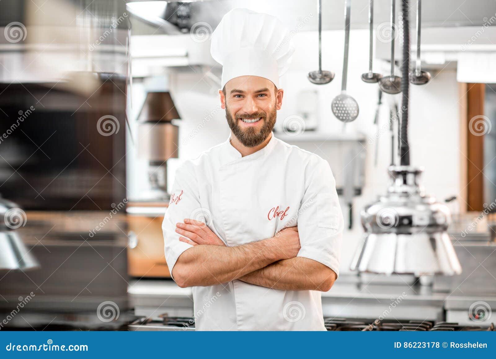 Kockkock på köket